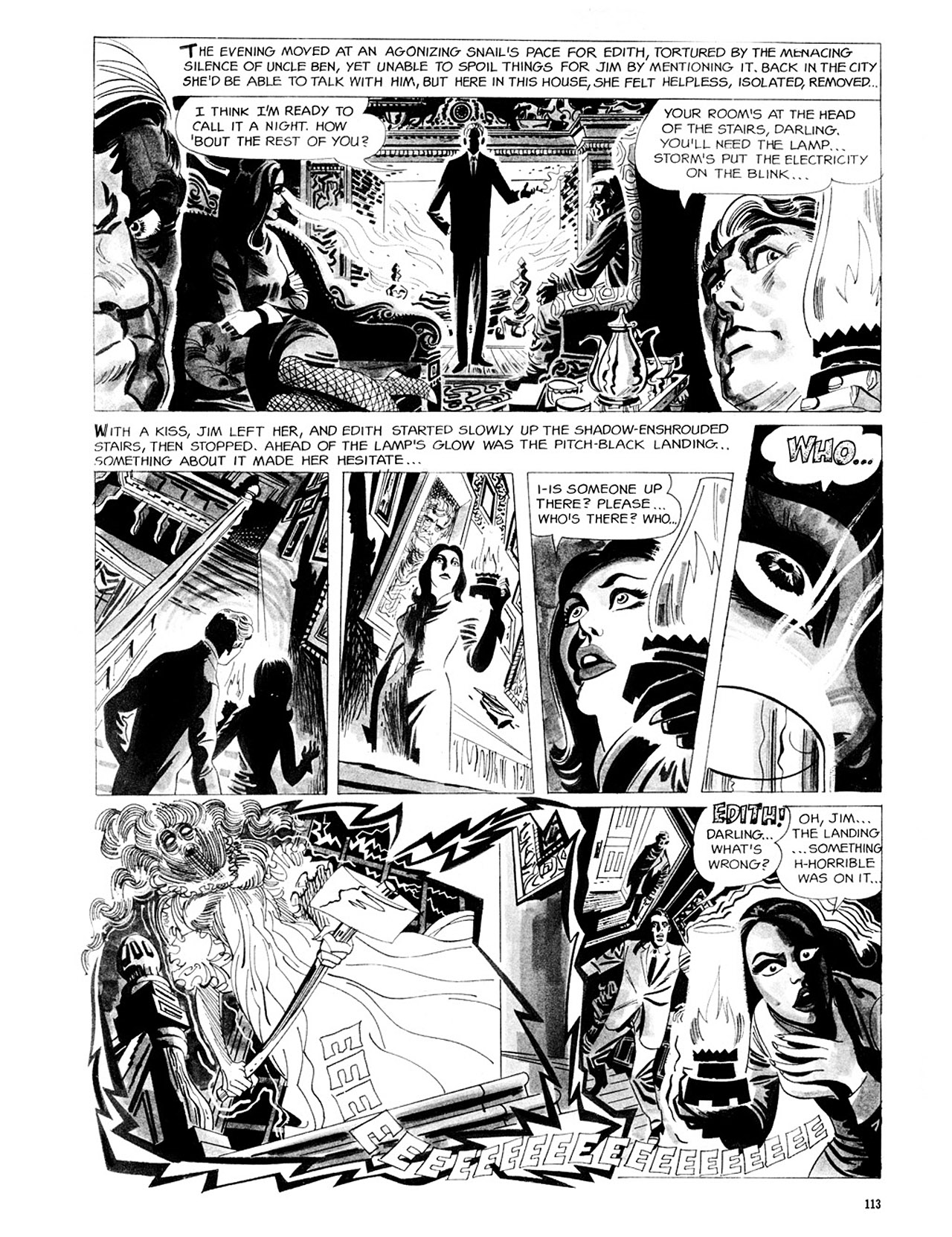 Read online Eerie Archives comic -  Issue # TPB 2 - 114