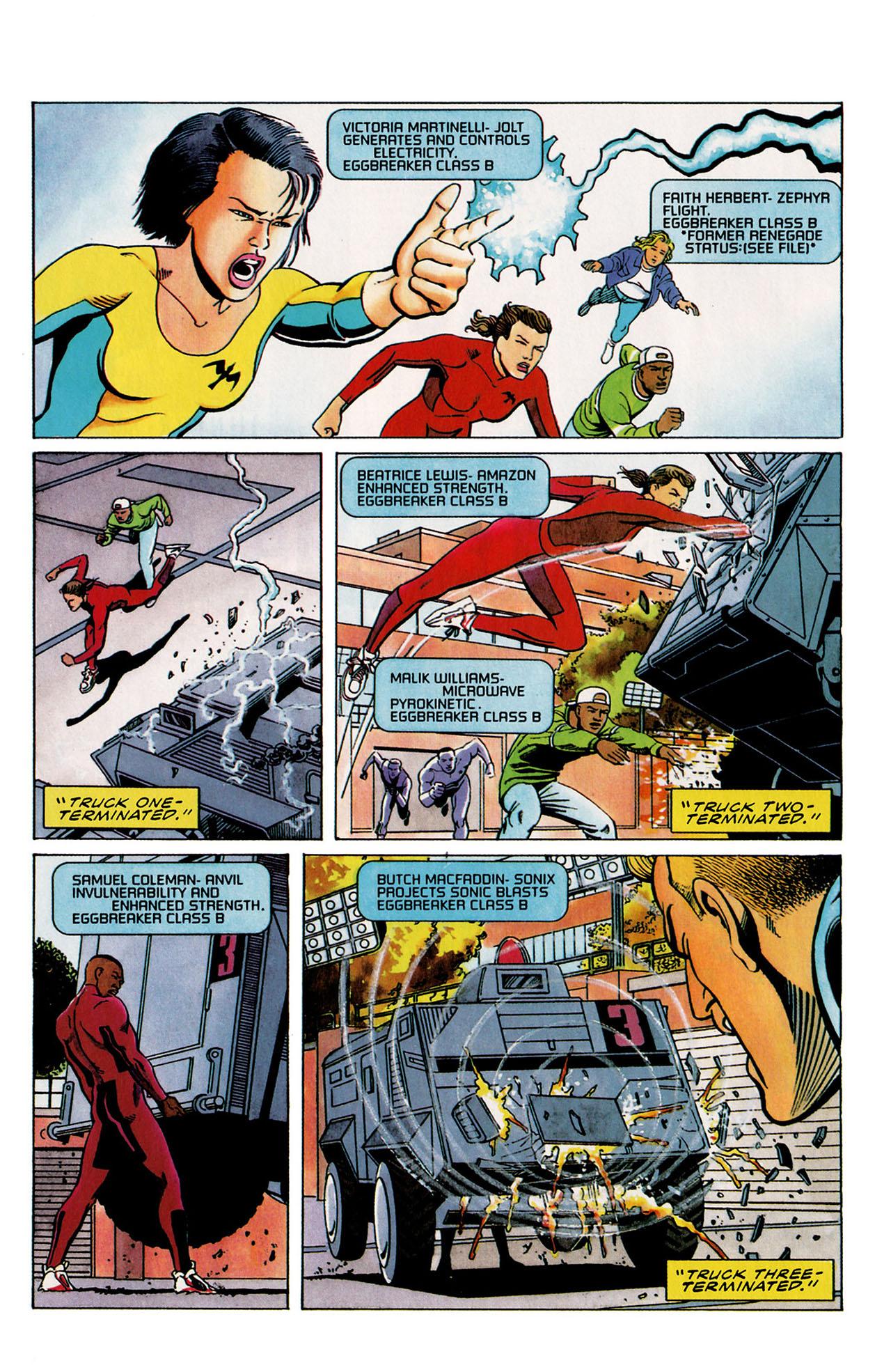 Read online Harbinger (1992) comic -  Issue #26 - 15