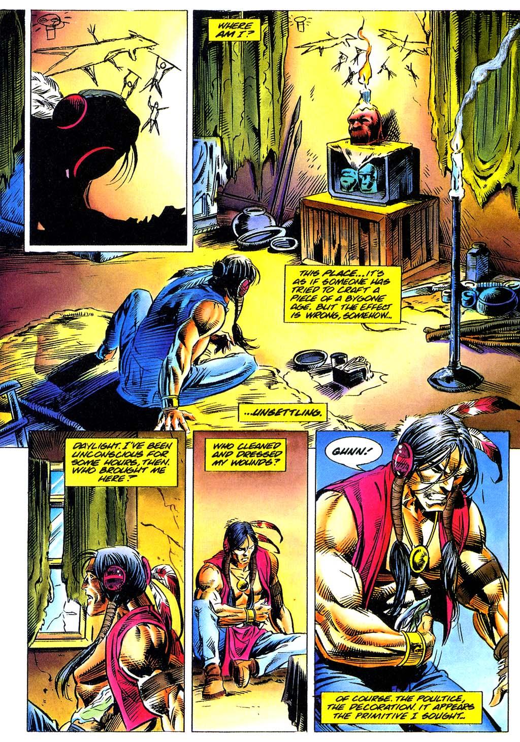 Read online Turok, Dinosaur Hunter (1993) comic -  Issue #29 - 13