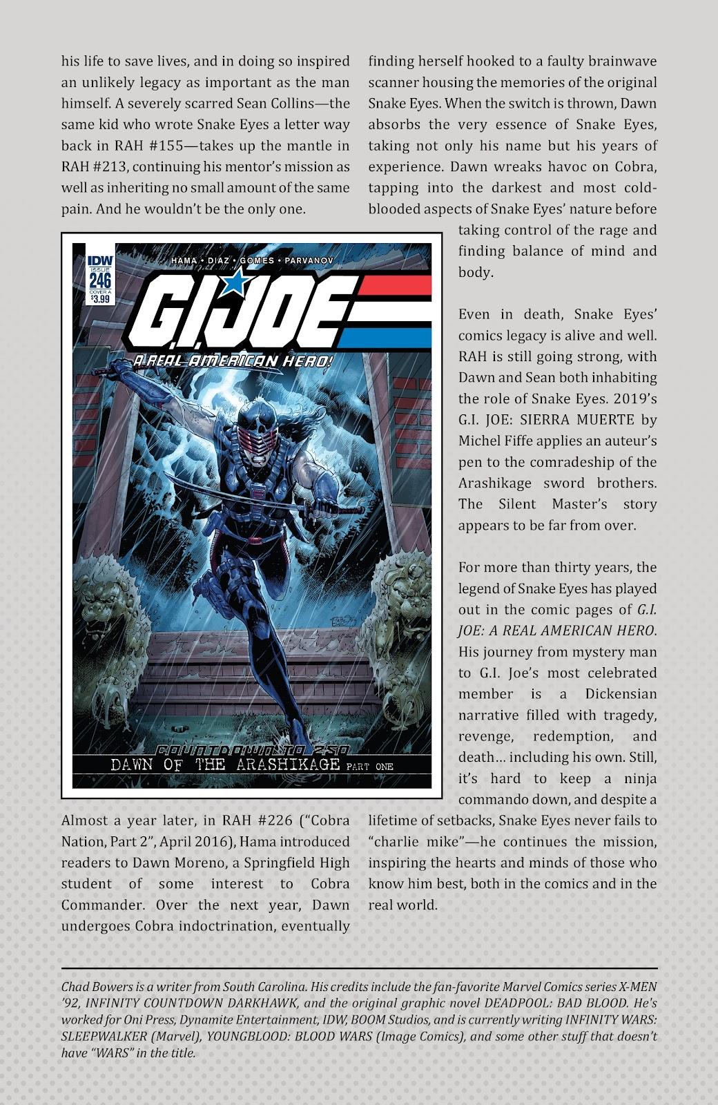 Read online G.I. Joe: Sierra Muerte comic -  Issue #2 - 33