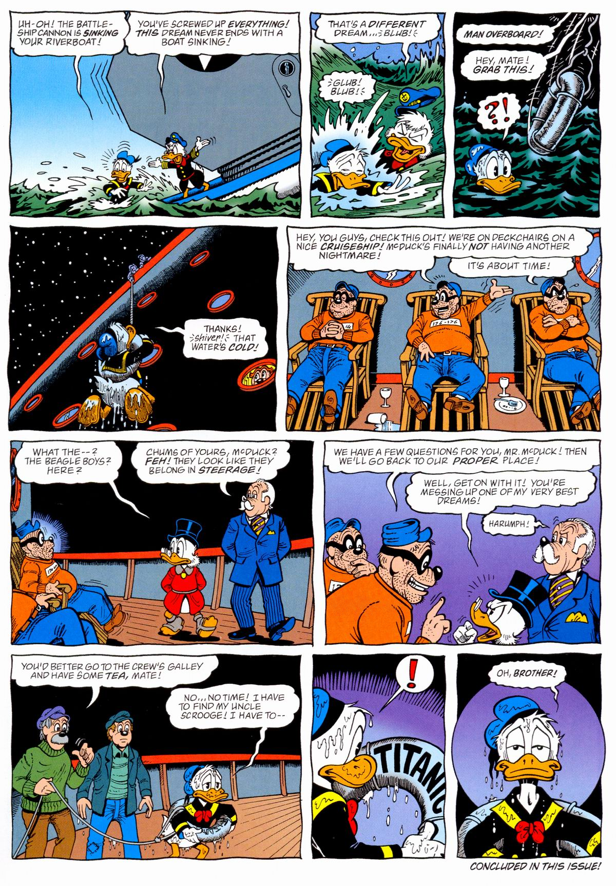 Read online Uncle Scrooge (1953) comic -  Issue #329 - 15