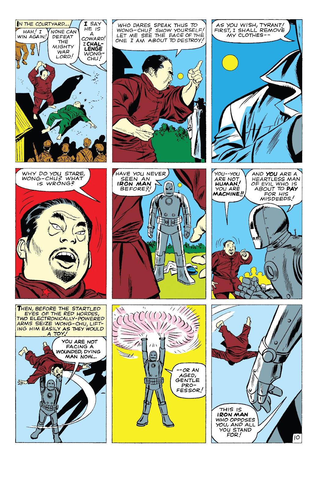 Read online Marvel Tales: Iron Man comic -  Issue # Full - 15