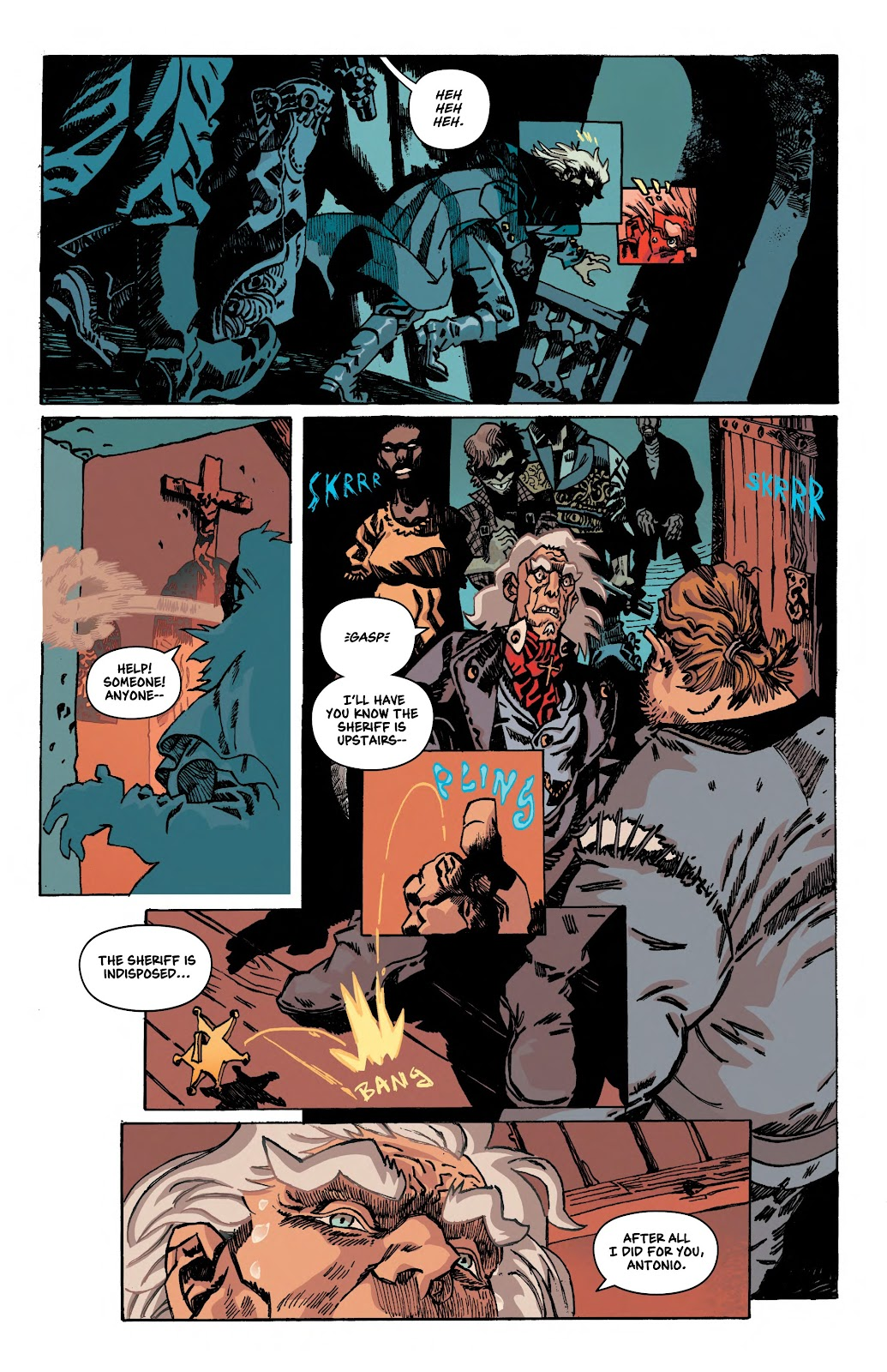 Read online The Seven Deadly Sins comic -  Issue # TPB (Part 1) - 62