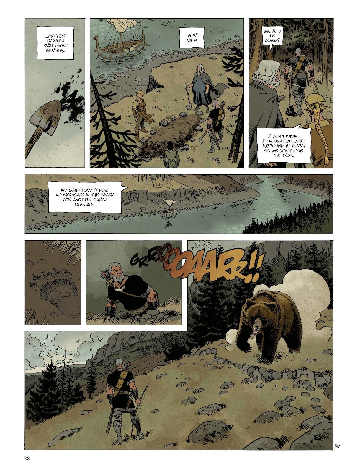 Read online Asgard comic -  Issue #1 - 40