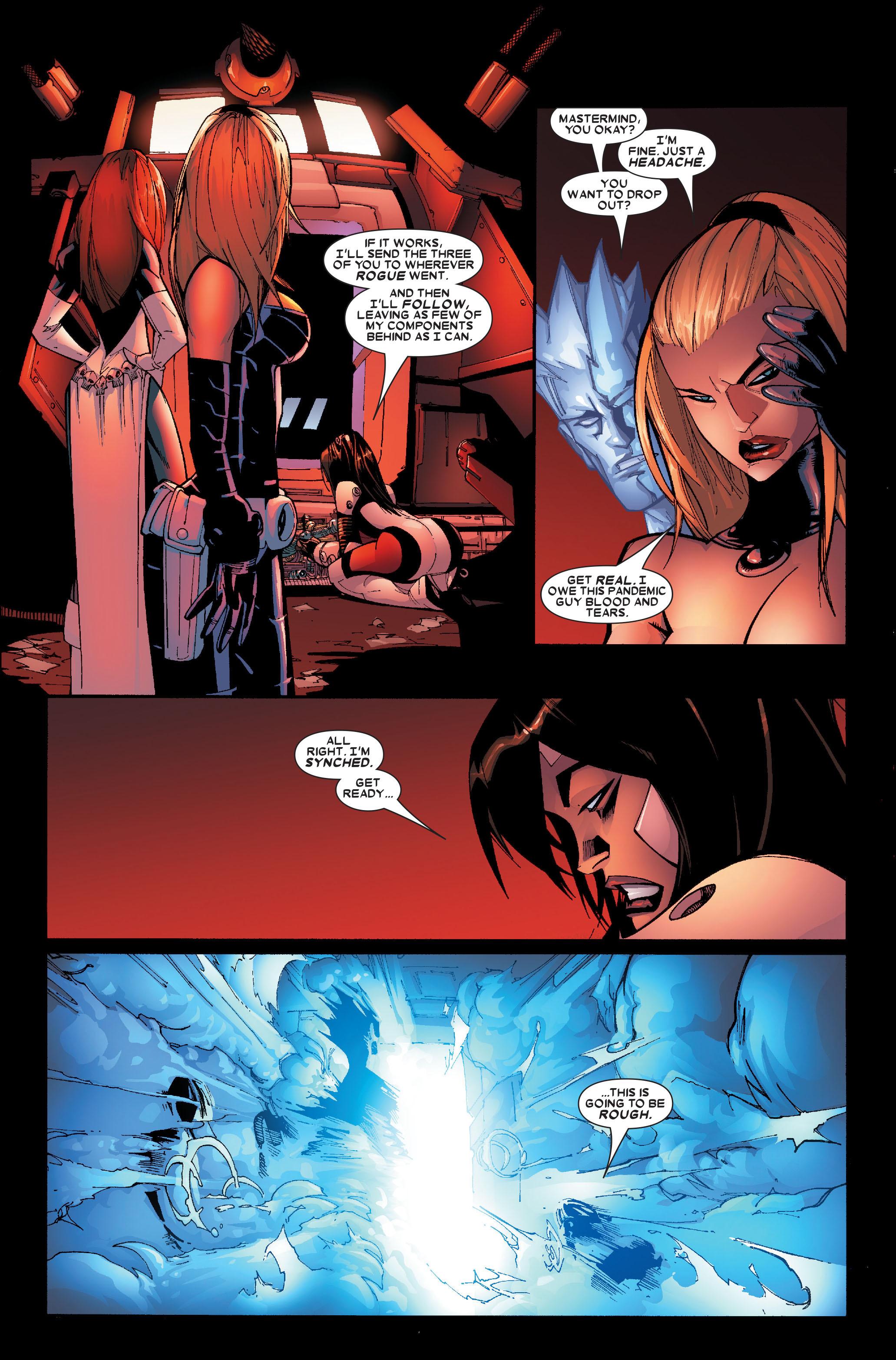 X-Men (1991) 195 Page 4