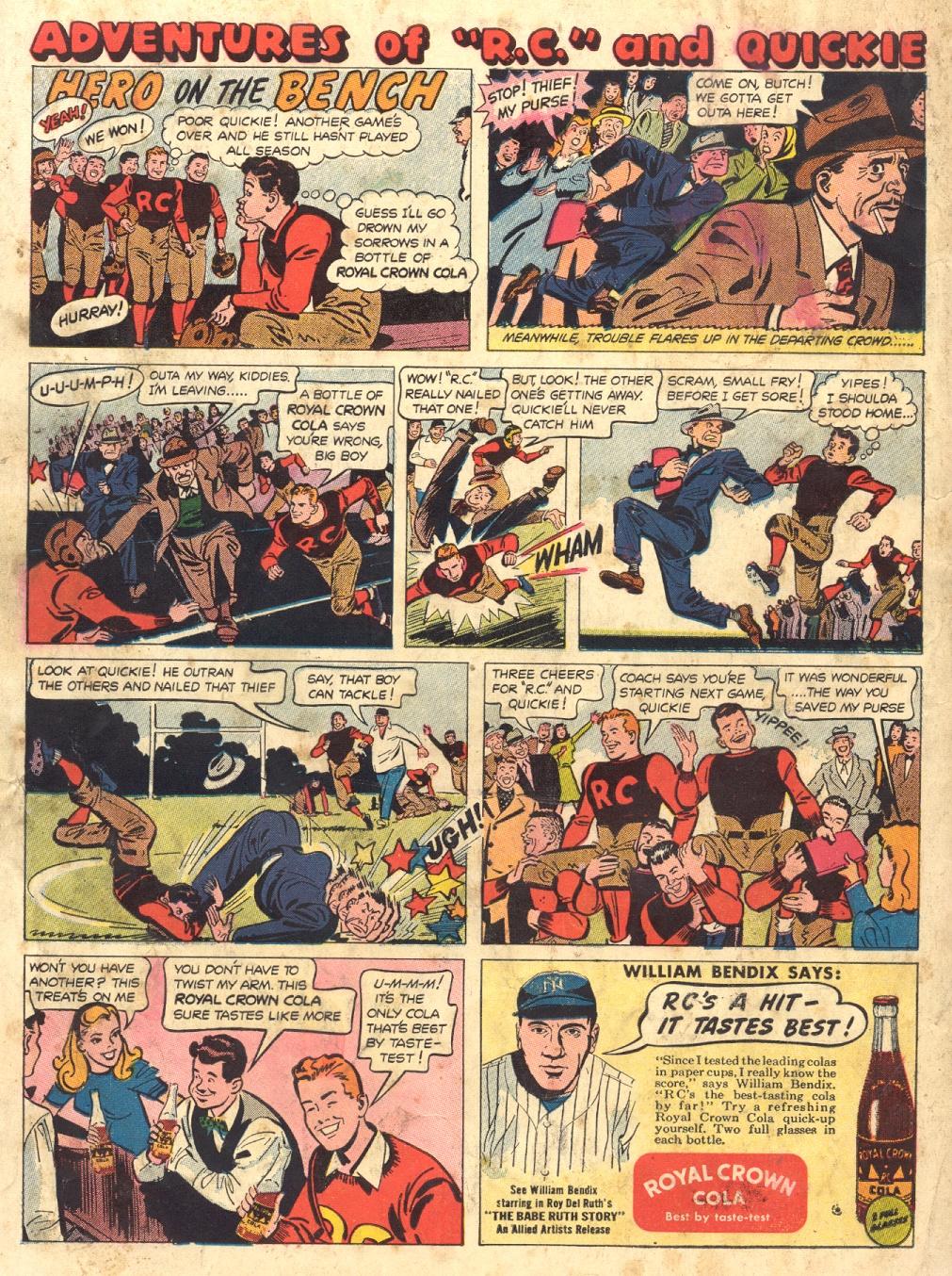 Read online Adventure Comics (1938) comic -  Issue #133 - 51