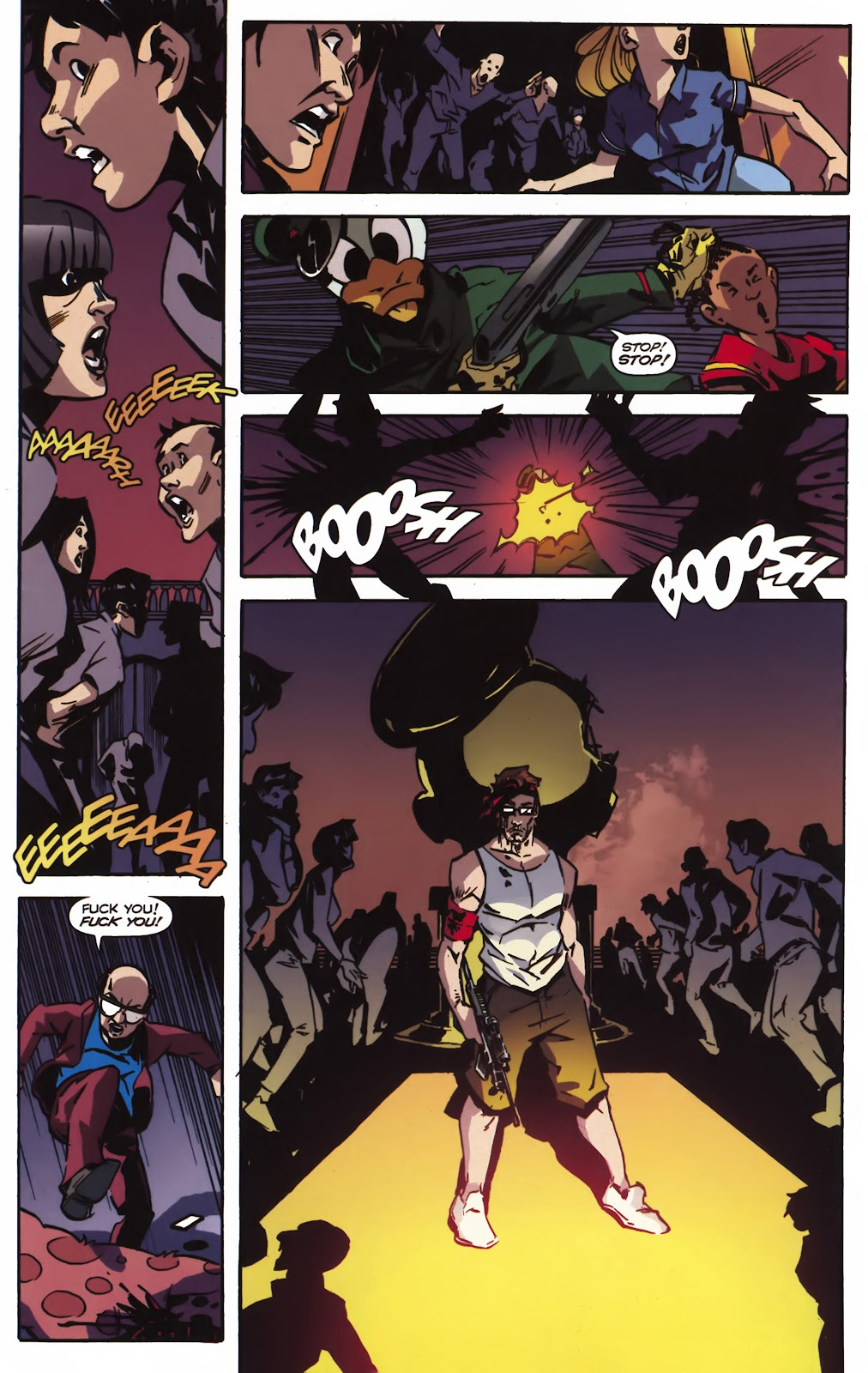 Read online Ricky Rouse Has A Gun comic -  Issue # TPB (Part 2) - 63