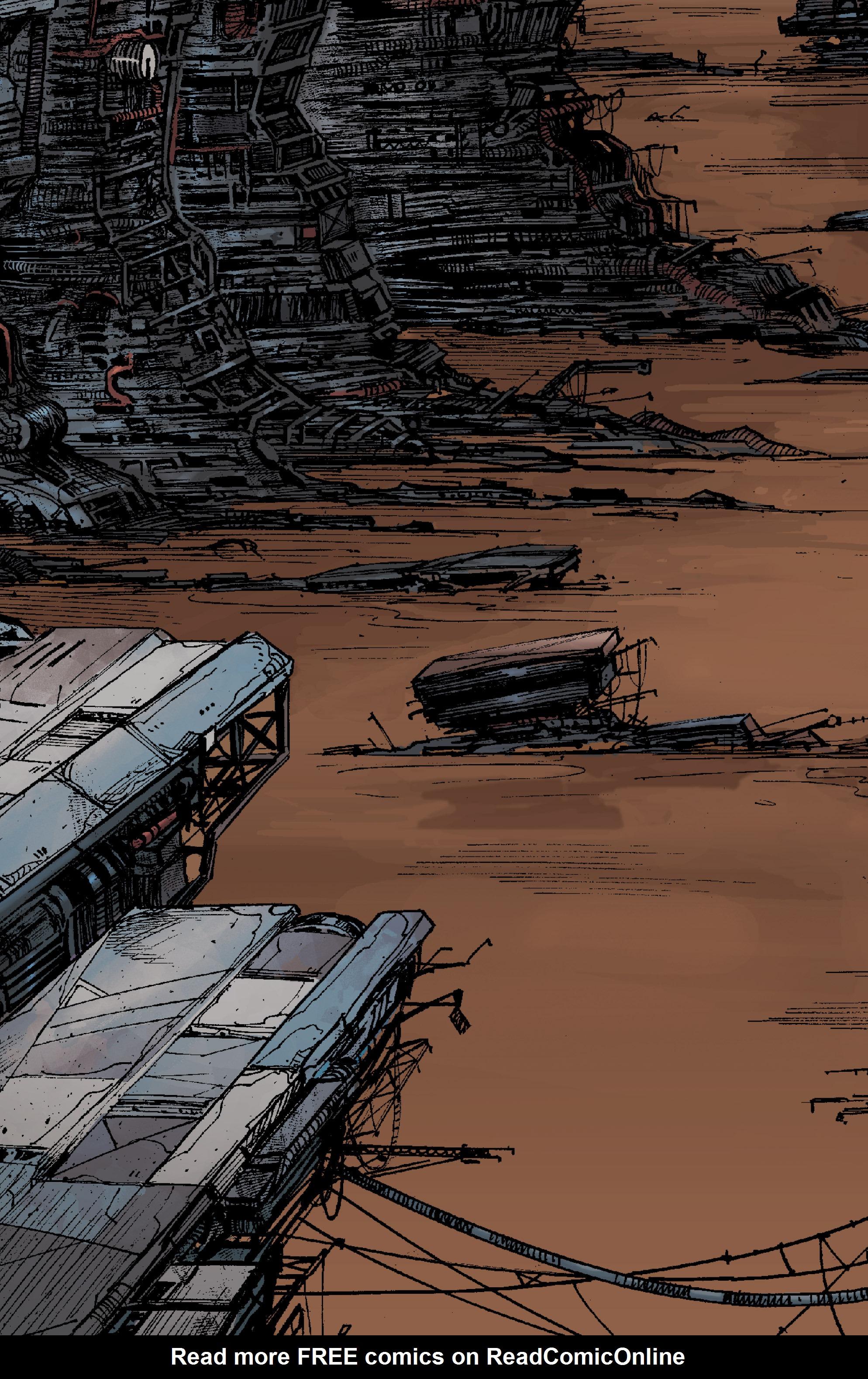 Read online Planetoid comic -  Issue # TPB - 177