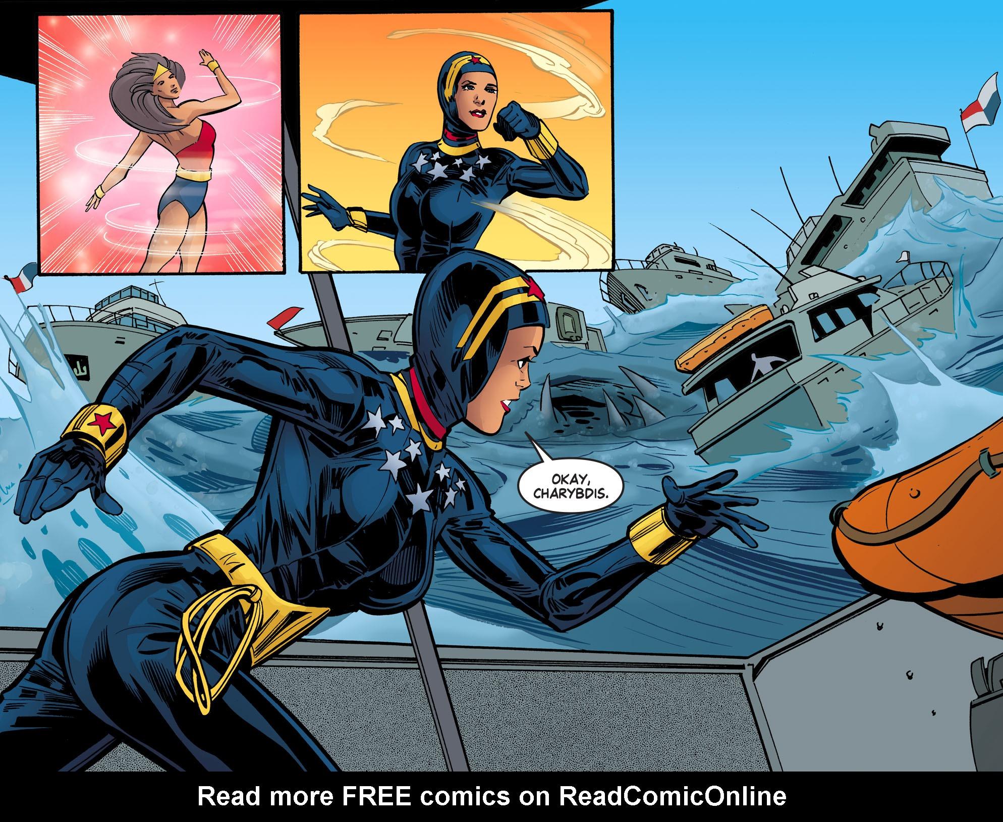 Read online Wonder Woman '77 [I] comic -  Issue #20 - 14