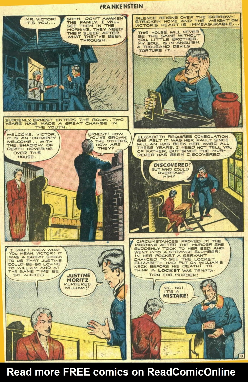 Classics Illustrated issue 26 - Page 15