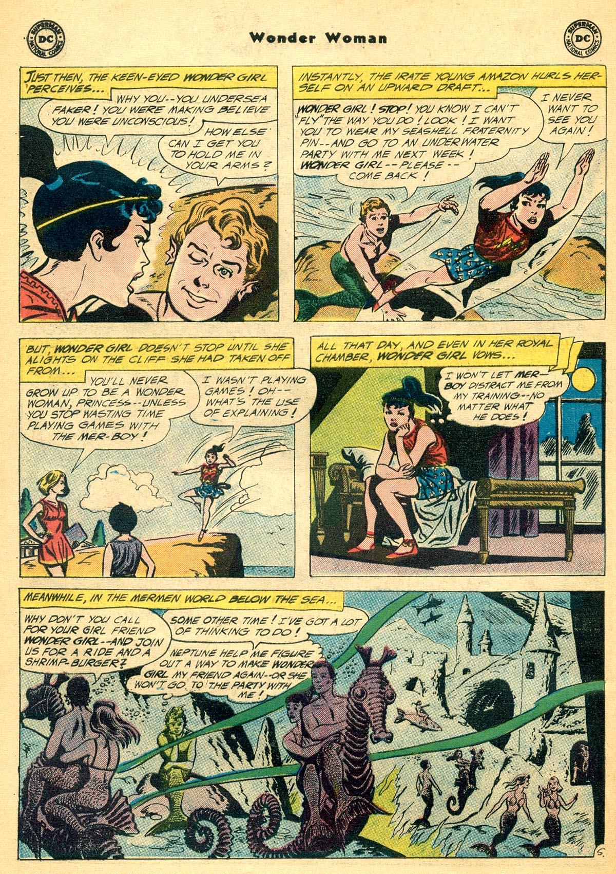Read online Wonder Woman (1942) comic -  Issue #115 - 22