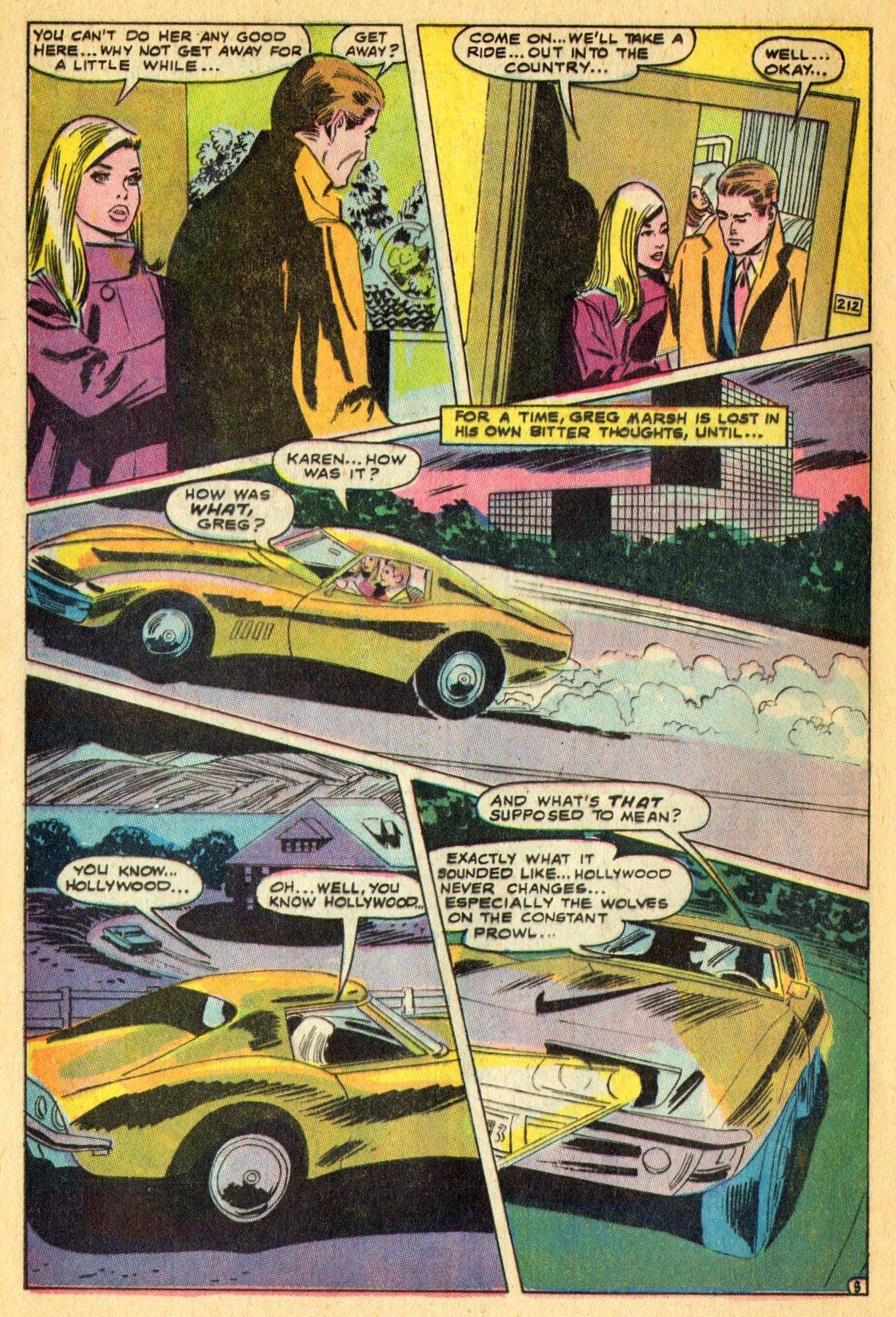 Read online Secret Hearts comic -  Issue #134 - 28