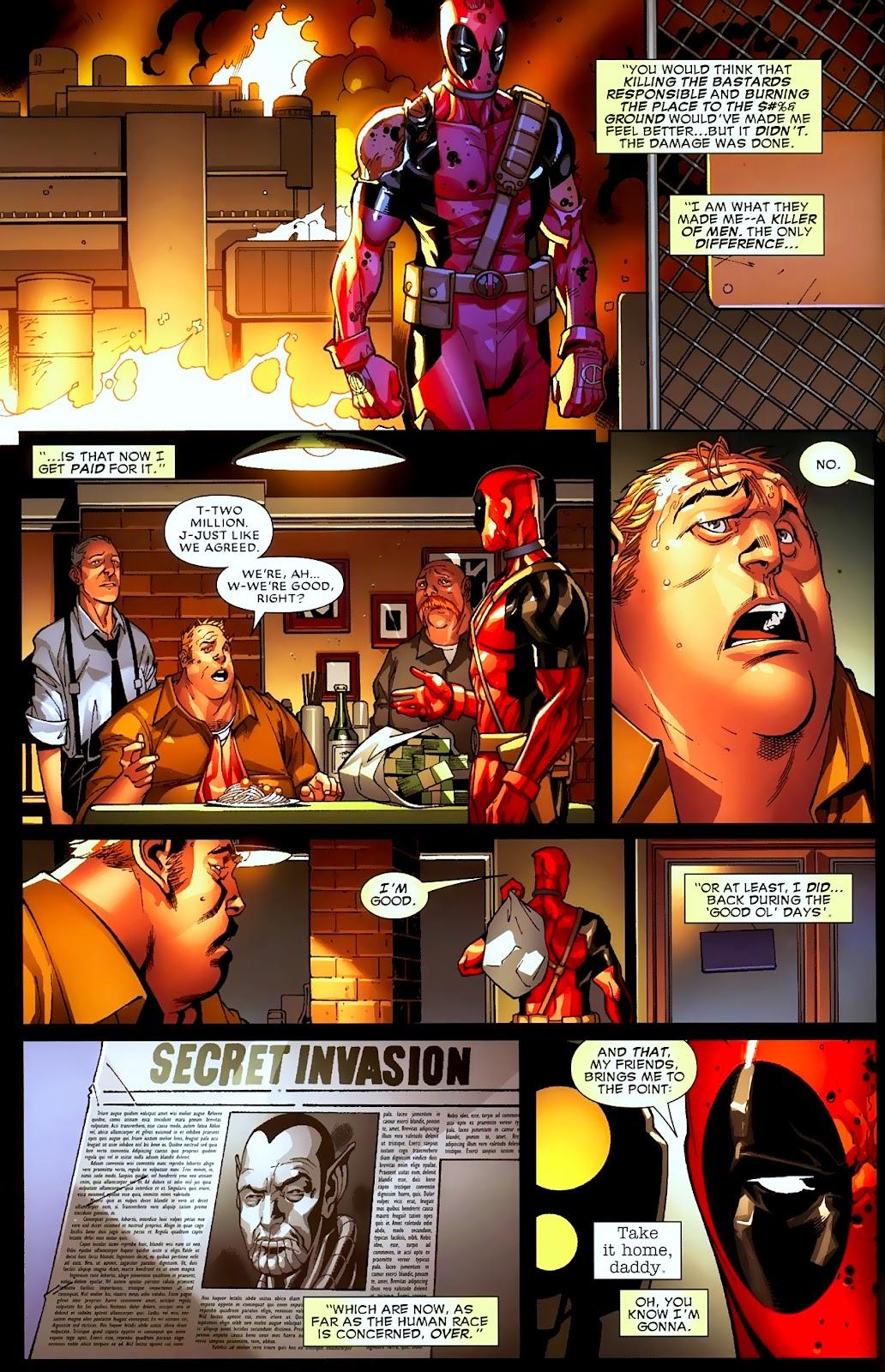 Read online Deadpool (2008) comic -  Issue #2 - 5