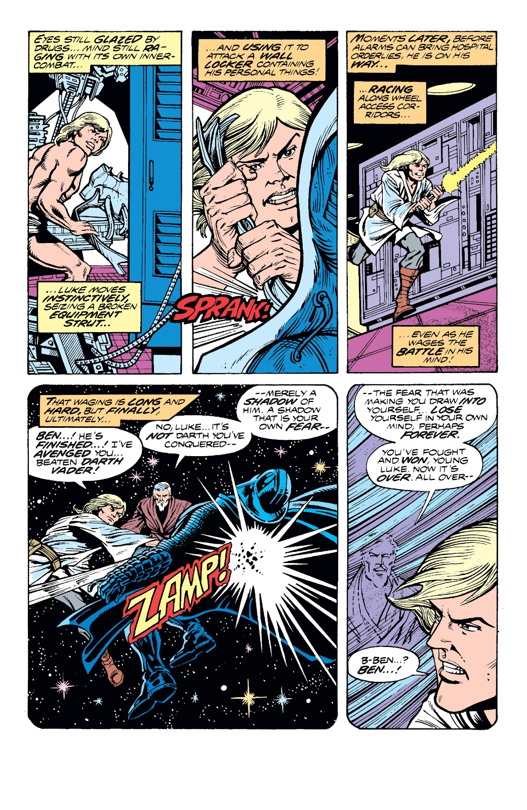 Read online Star Wars Legends: The Original Marvel Years - Epic Collection comic -  Issue # TPB 1 (Part 4) - 76