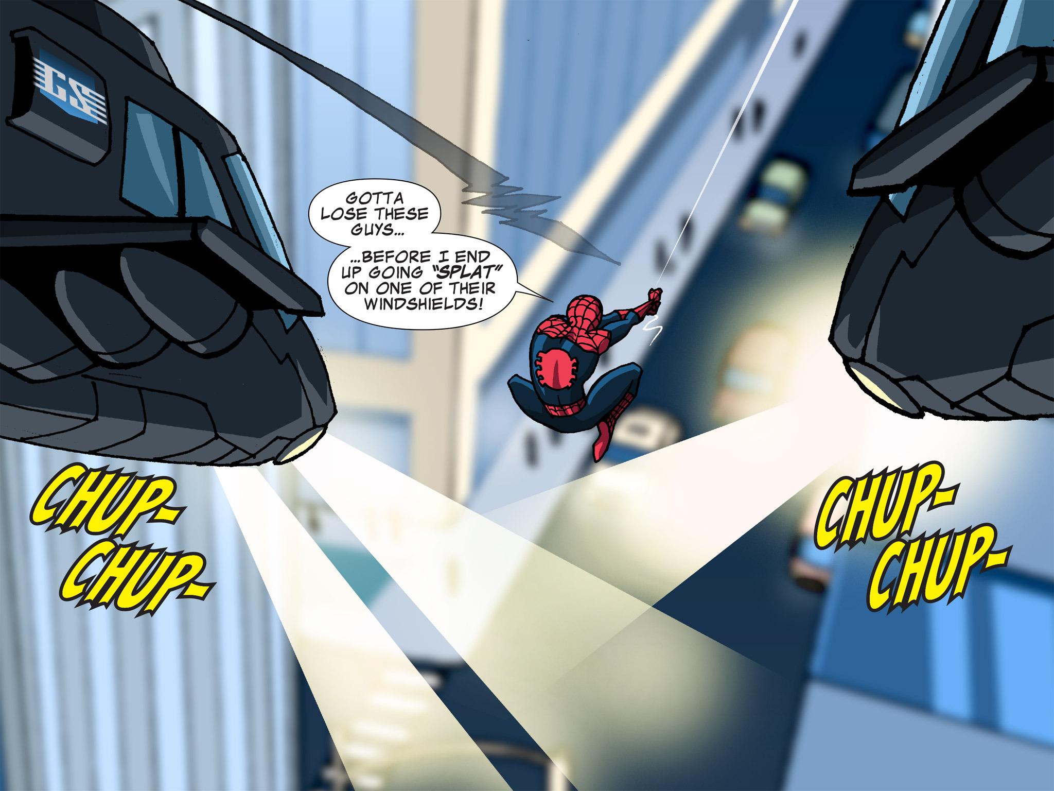 Read online Ultimate Spider-Man (Infinite Comics) (2015) comic -  Issue #17 - 4