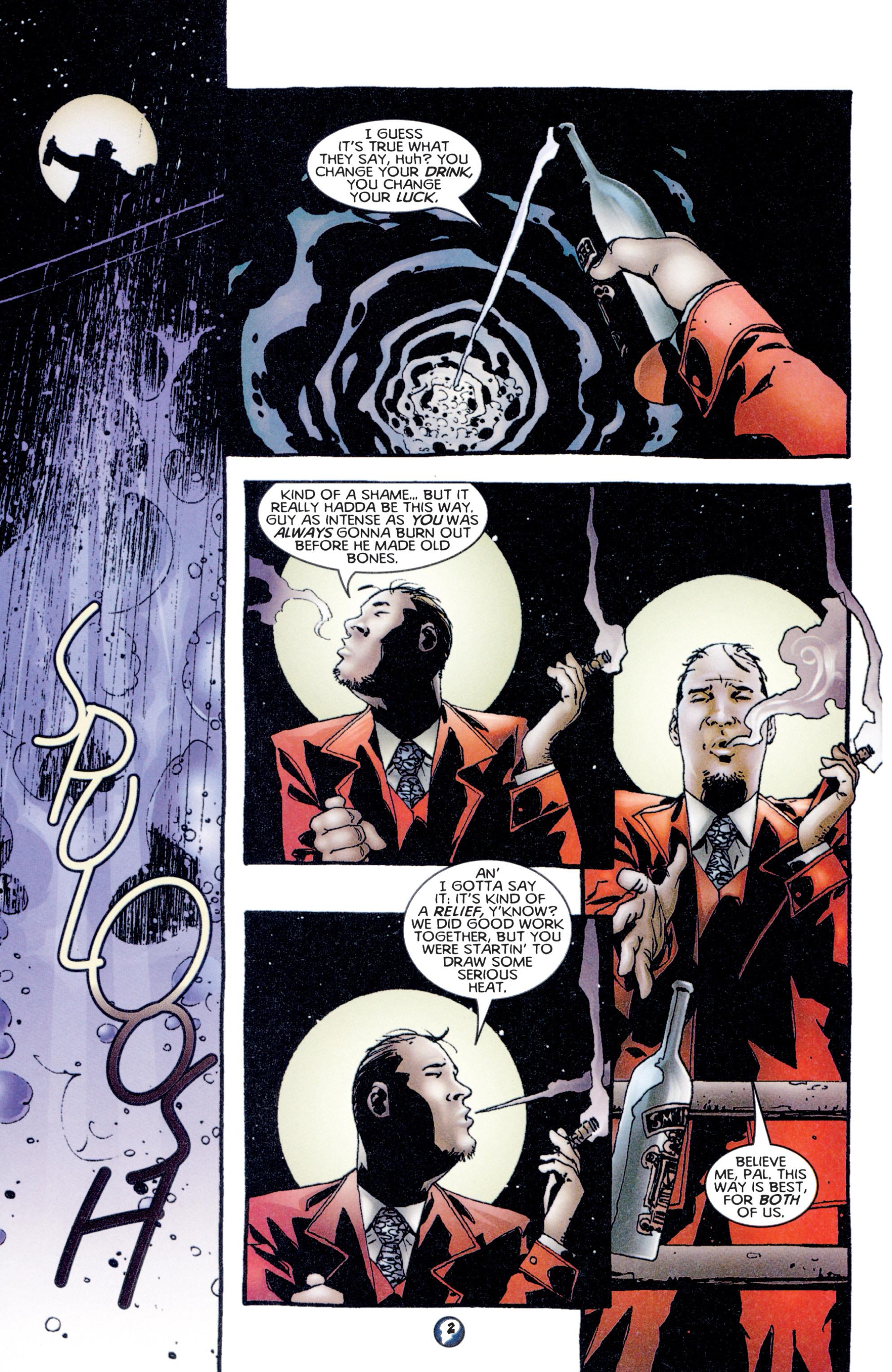 Read online Shadowman (1997) comic -  Issue #5 - 3