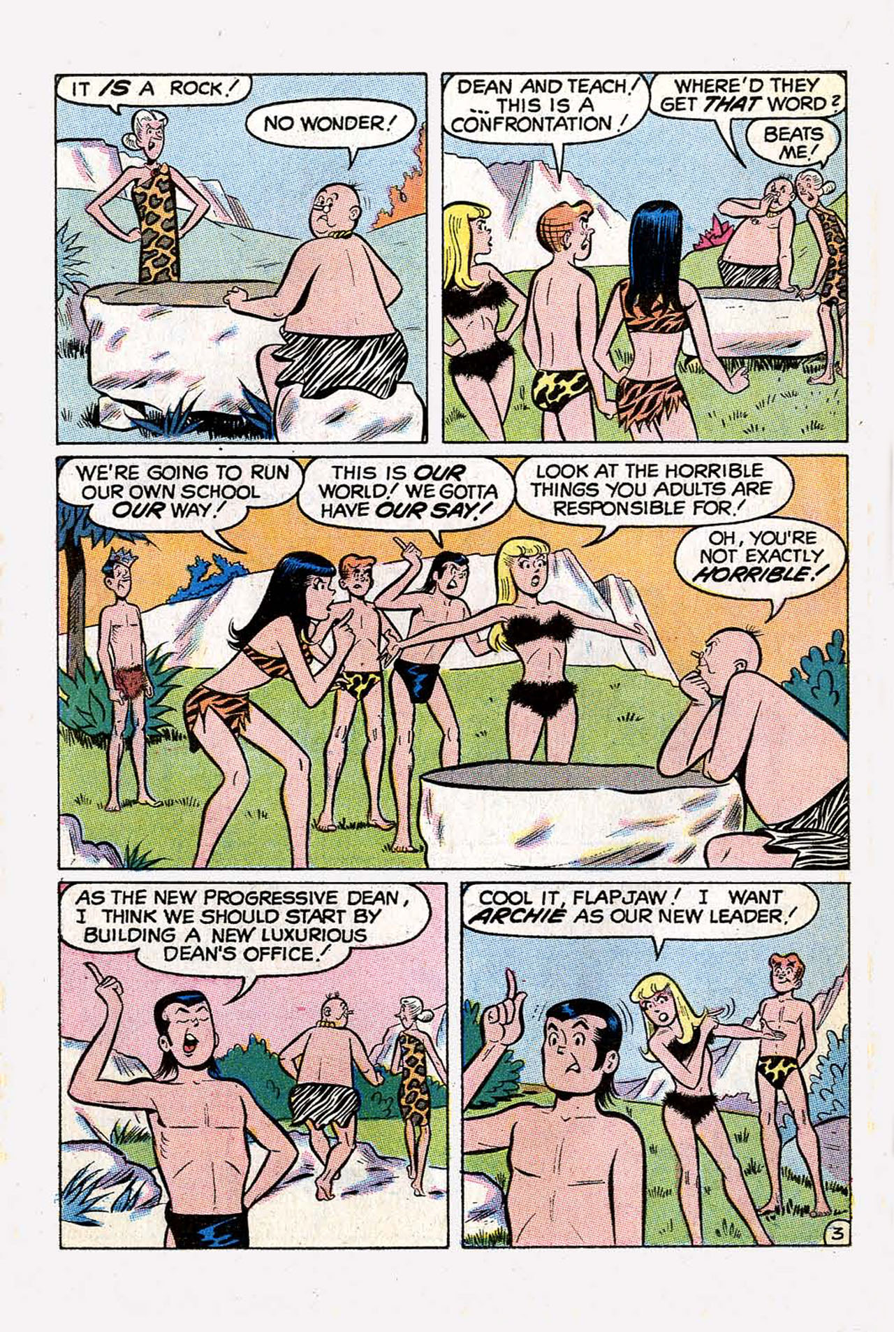 Read online Archie (1960) comic -  Issue #197 - 22