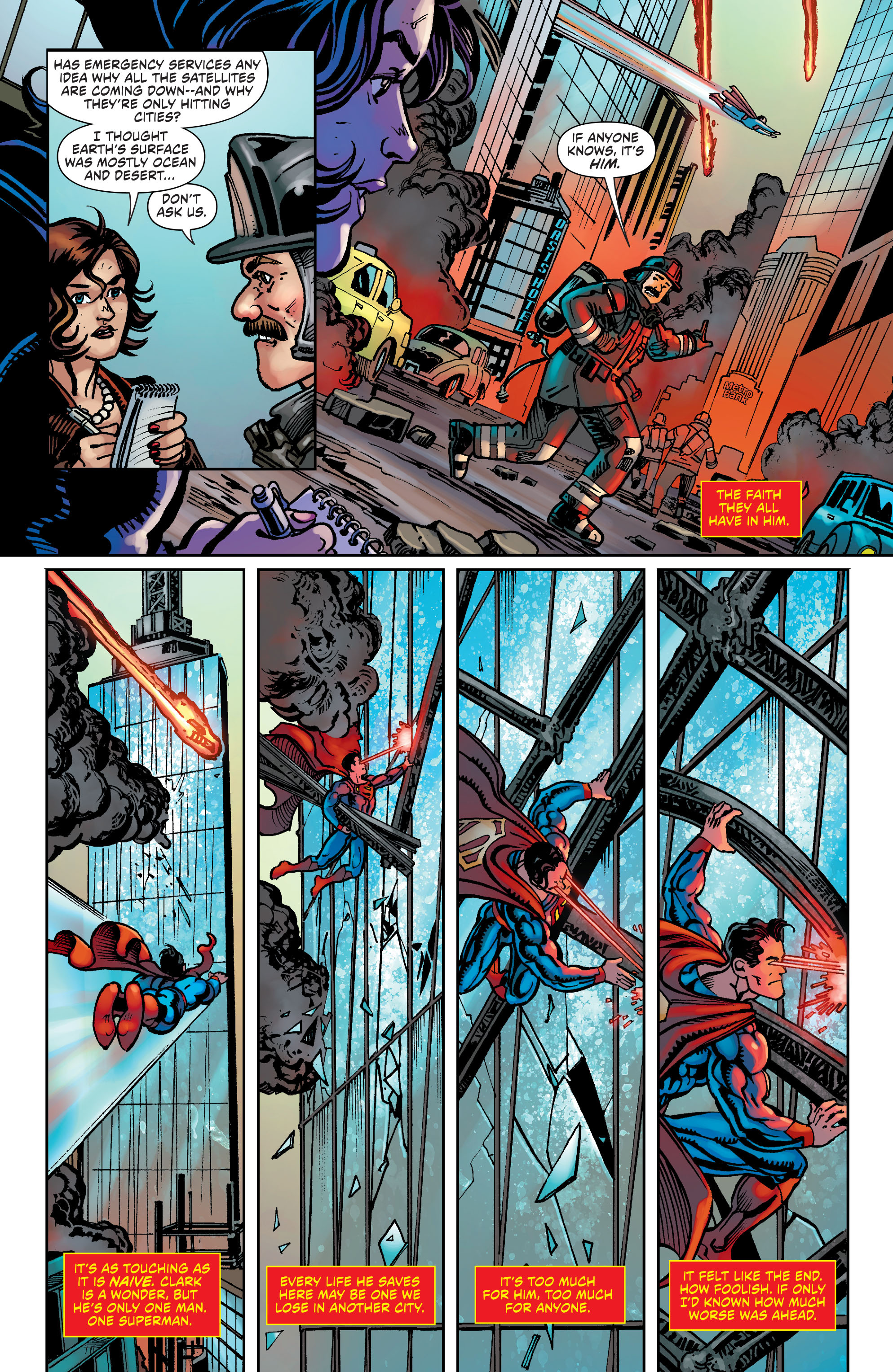 Read online Worlds' Finest comic -  Issue #31 - 5