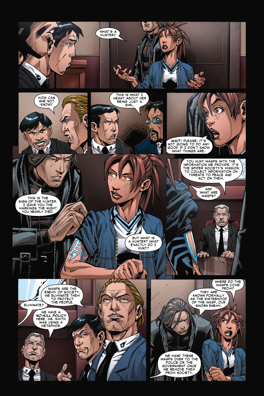 Read online Amazing Fantasy (2004) comic -  Issue #4 - 19