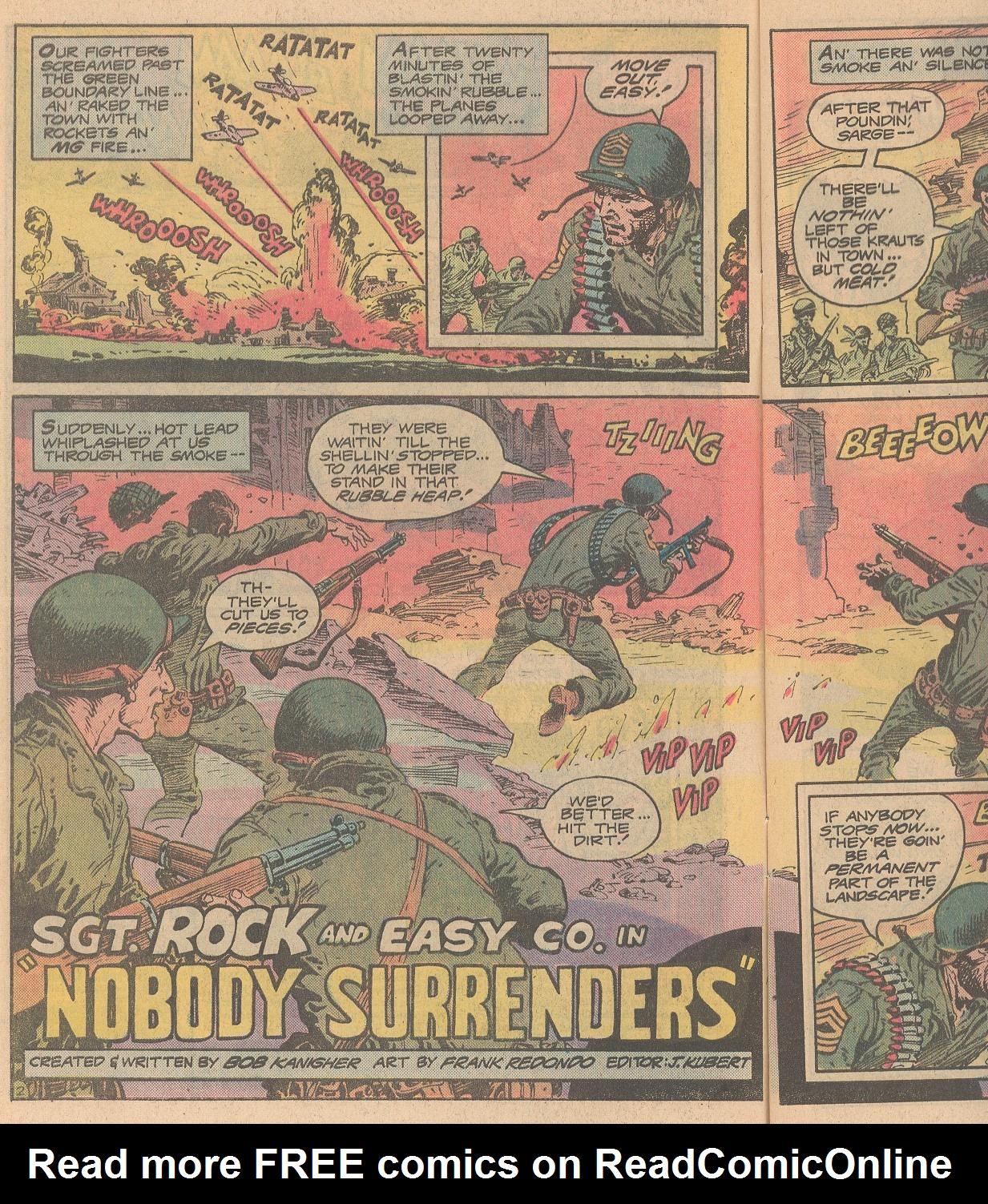 Read online Sgt. Rock comic -  Issue #359 - 3