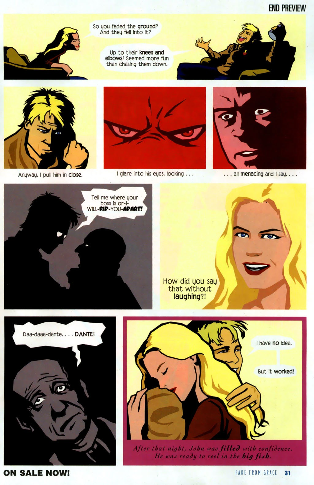 Read online The Ballad of Sleeping Beauty comic -  Issue #6 - 33