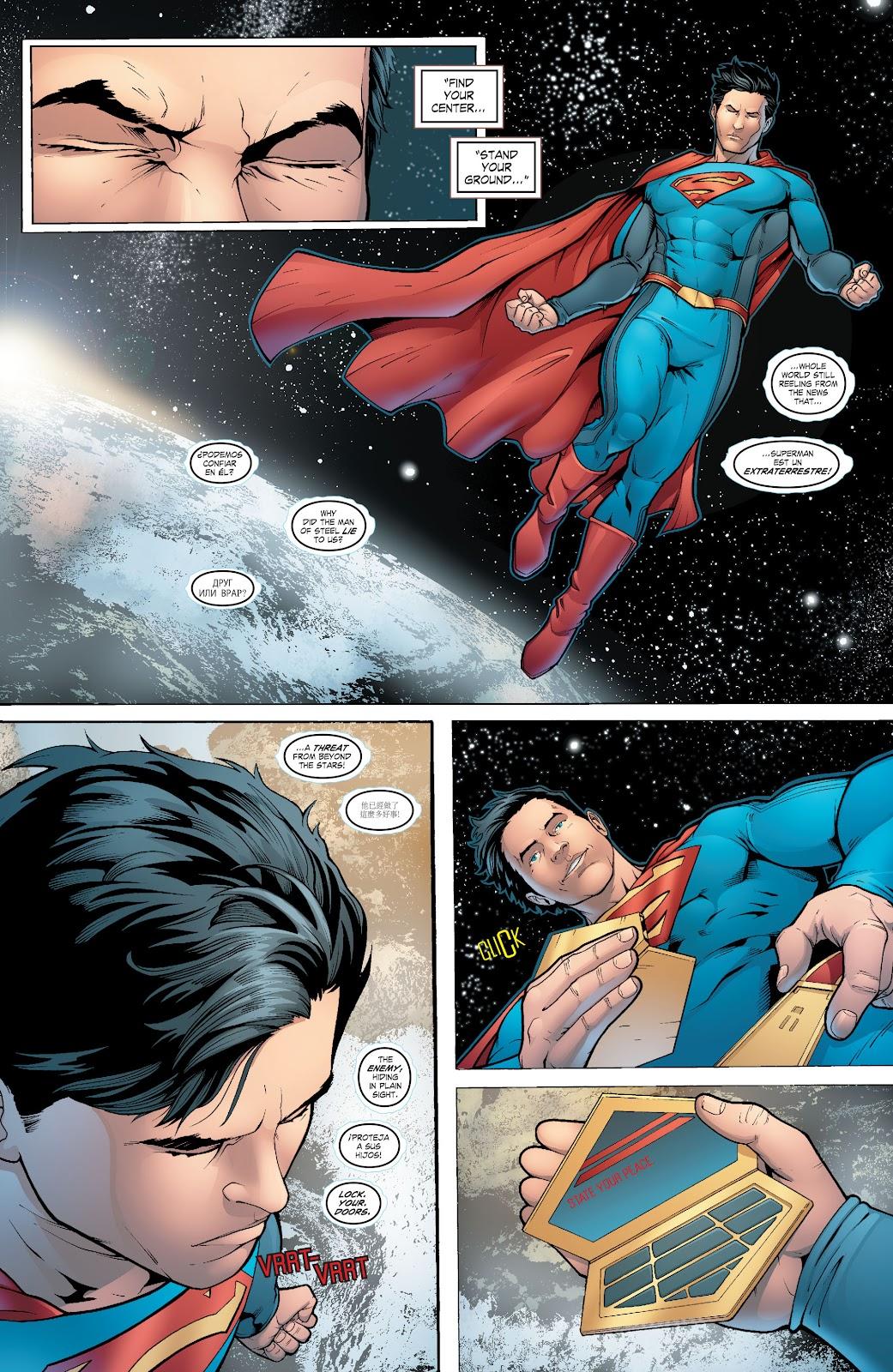 Read online Smallville Season 11 [II] comic -  Issue # TPB 6 - 52