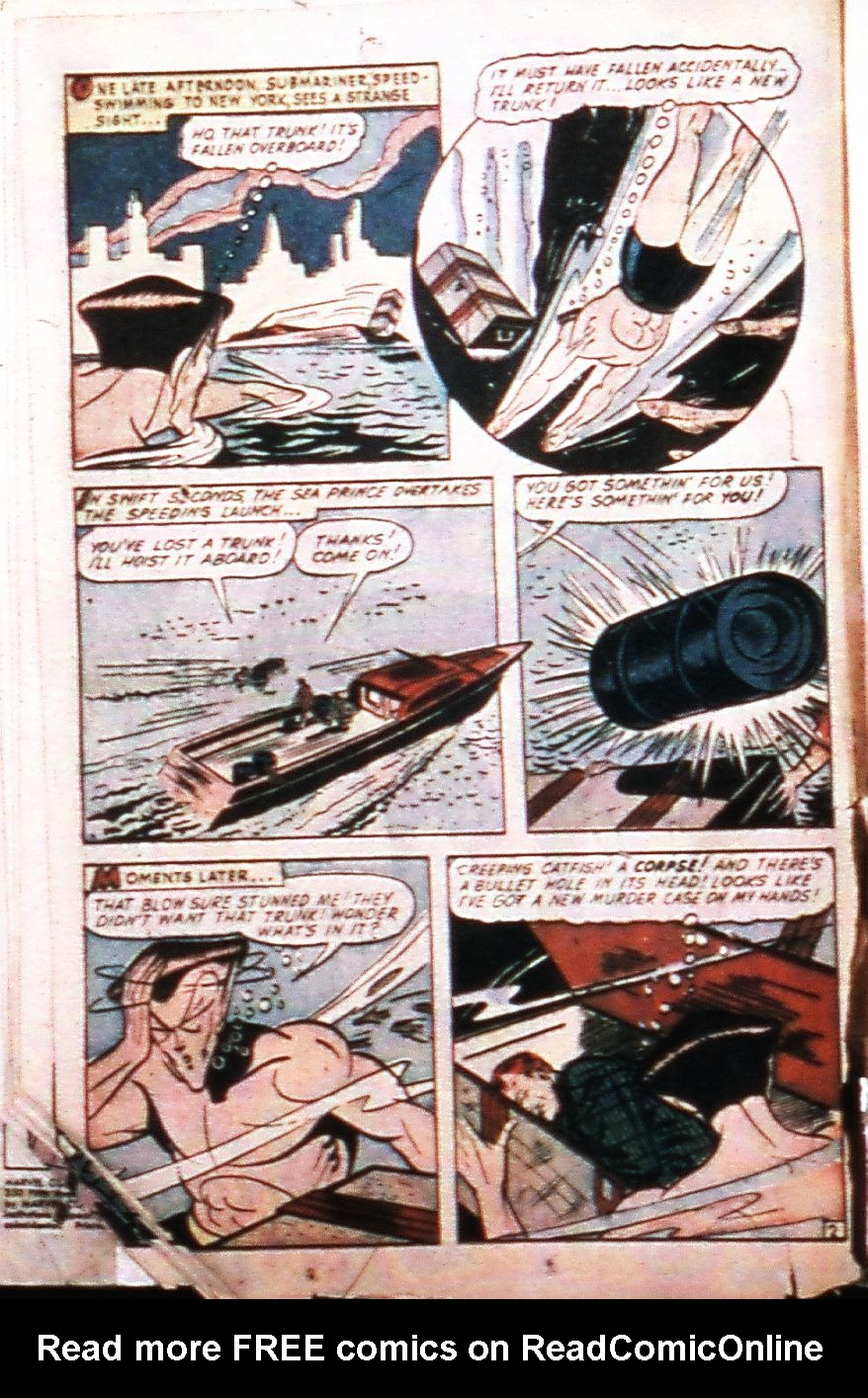Marvel Mystery Comics (1939) issue 75 - Page 17