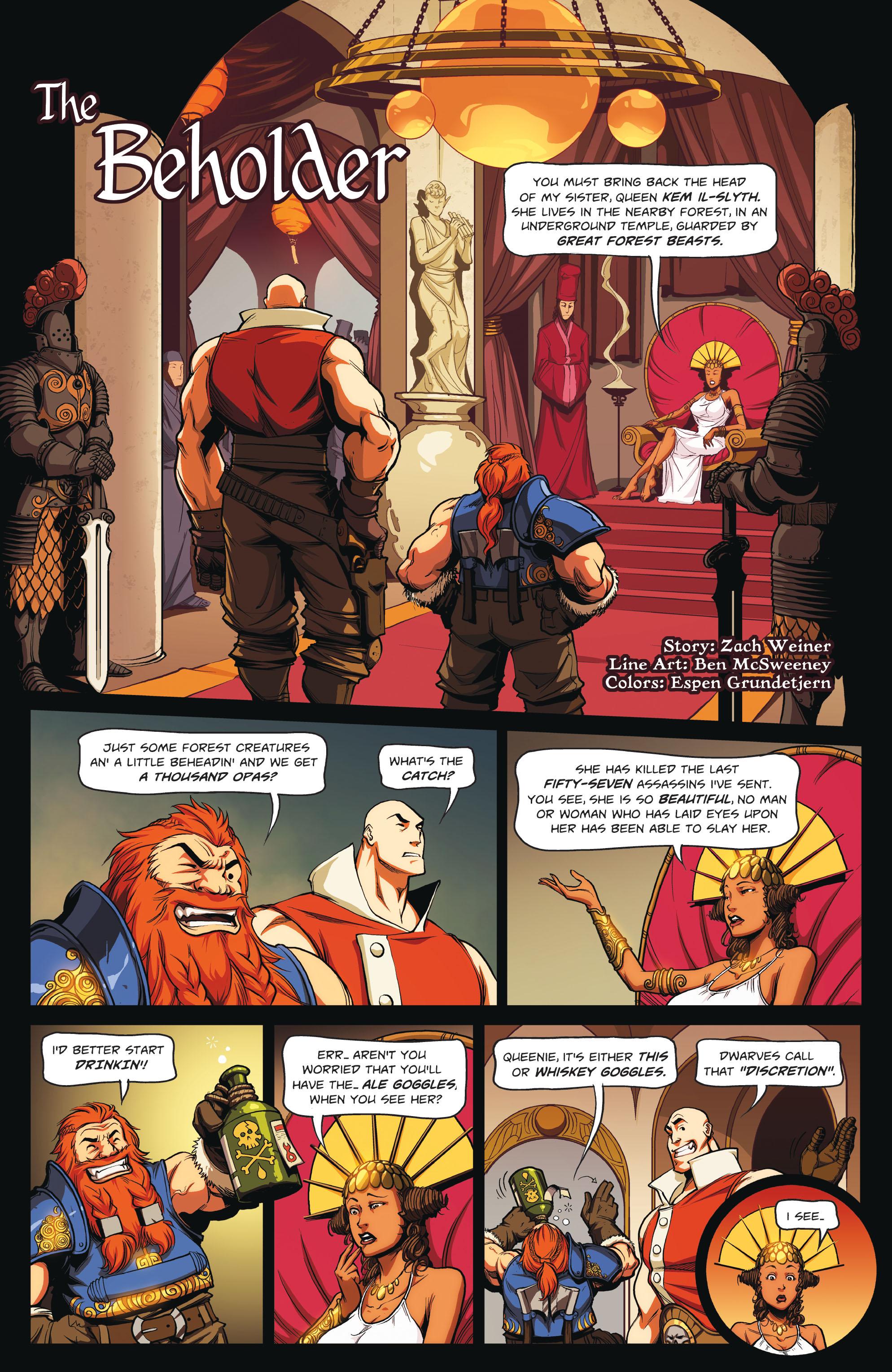 Read online Skullkickers comic -  Issue #12 - 21