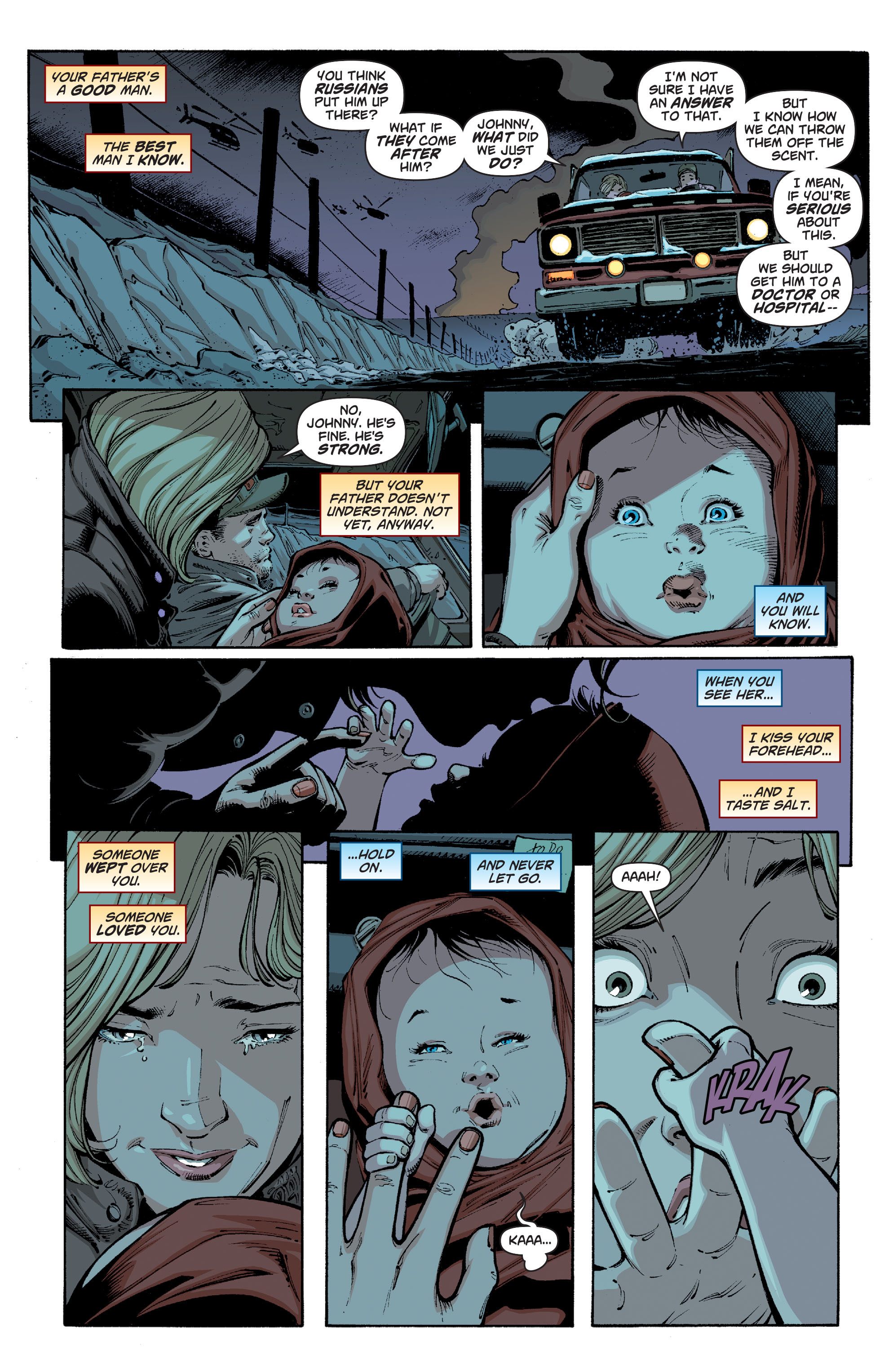 Read online Secret Origins (2014) comic -  Issue #1 - 7