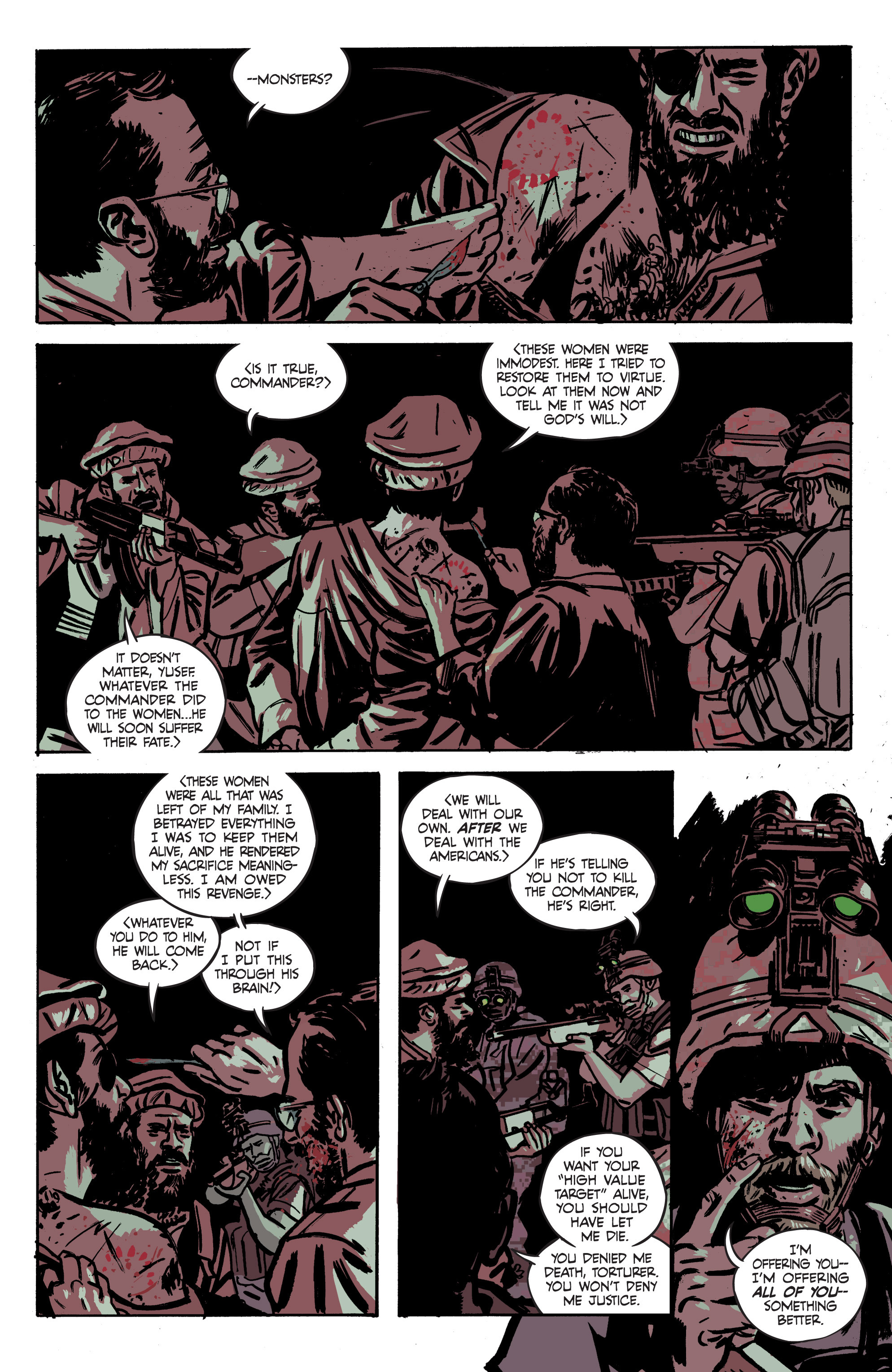 Read online Graveyard of Empires comic -  Issue # TPB - 106