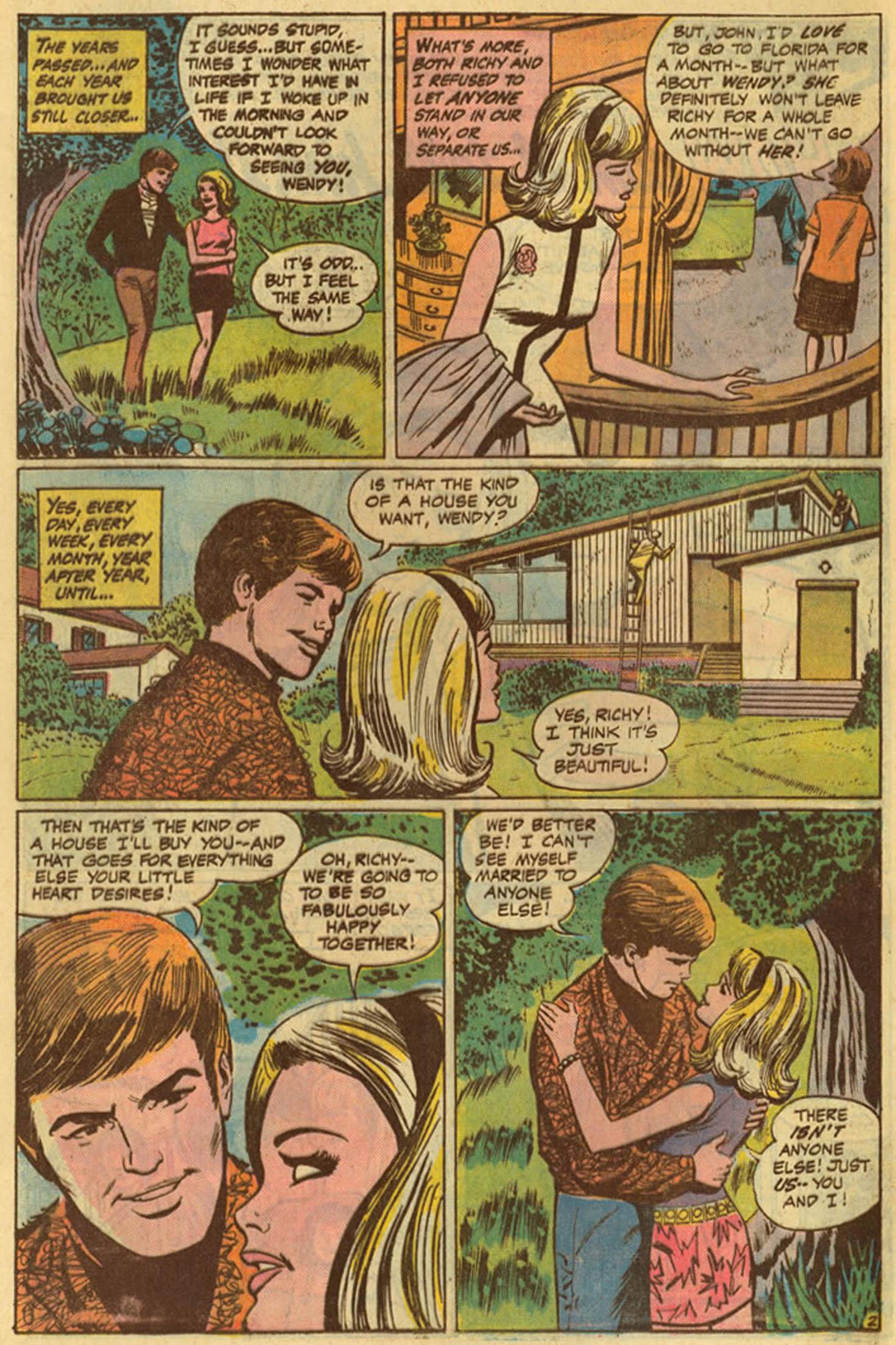Read online Secret Hearts comic -  Issue #139 - 12