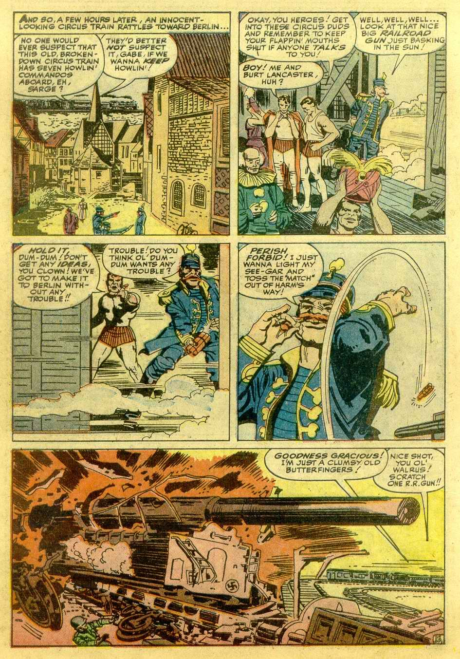 Read online Sgt. Fury comic -  Issue # _Annual 1 - 36