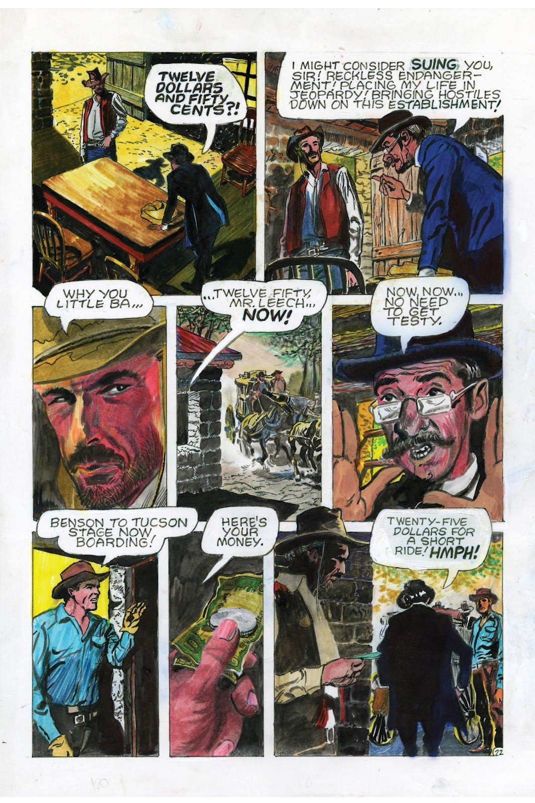 Read online Doug Wildey's Rio: The Complete Saga comic -  Issue # TPB (Part 3) - 10