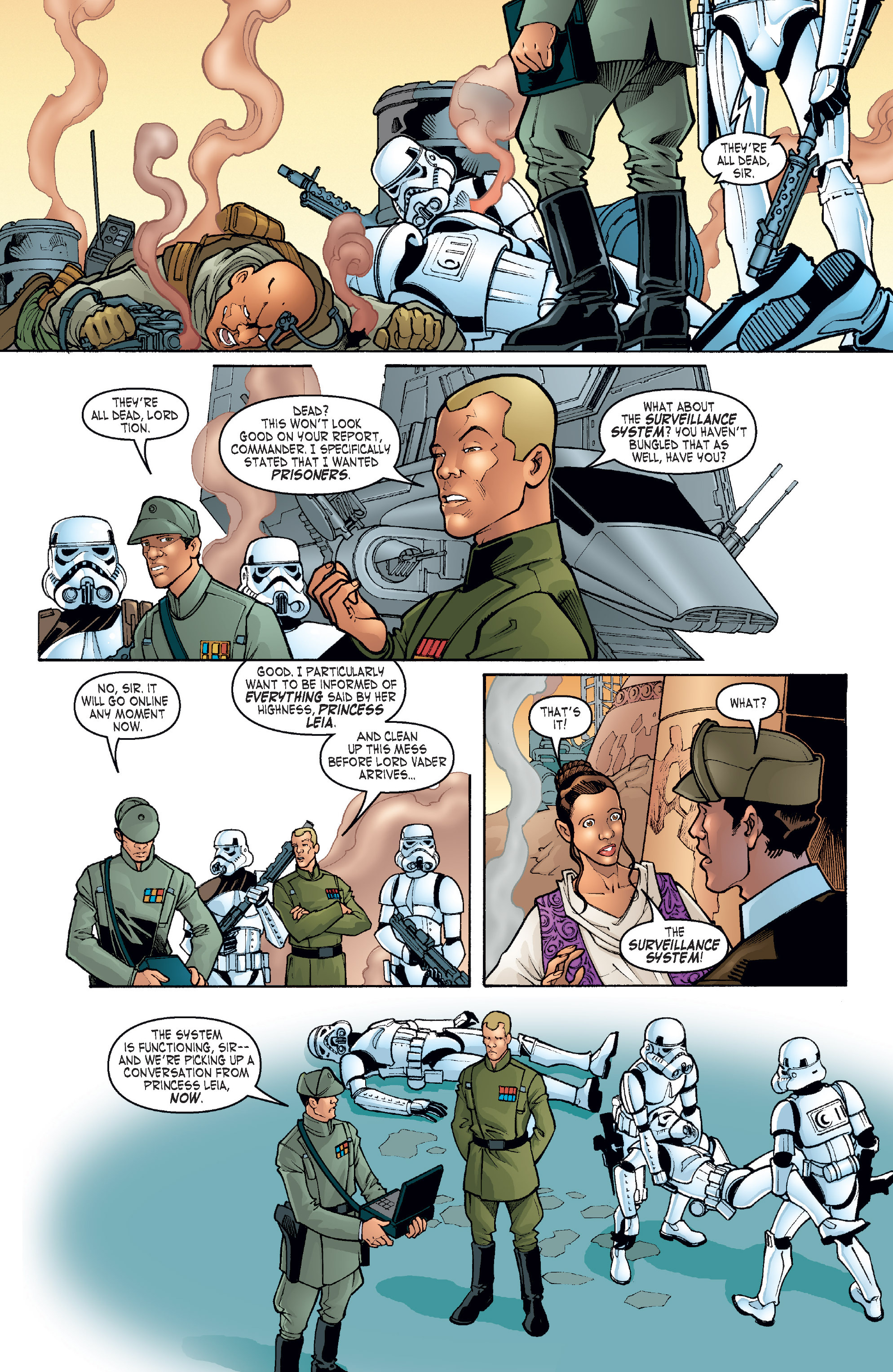 Read online Star Wars Omnibus comic -  Issue # Vol. 17 - 107