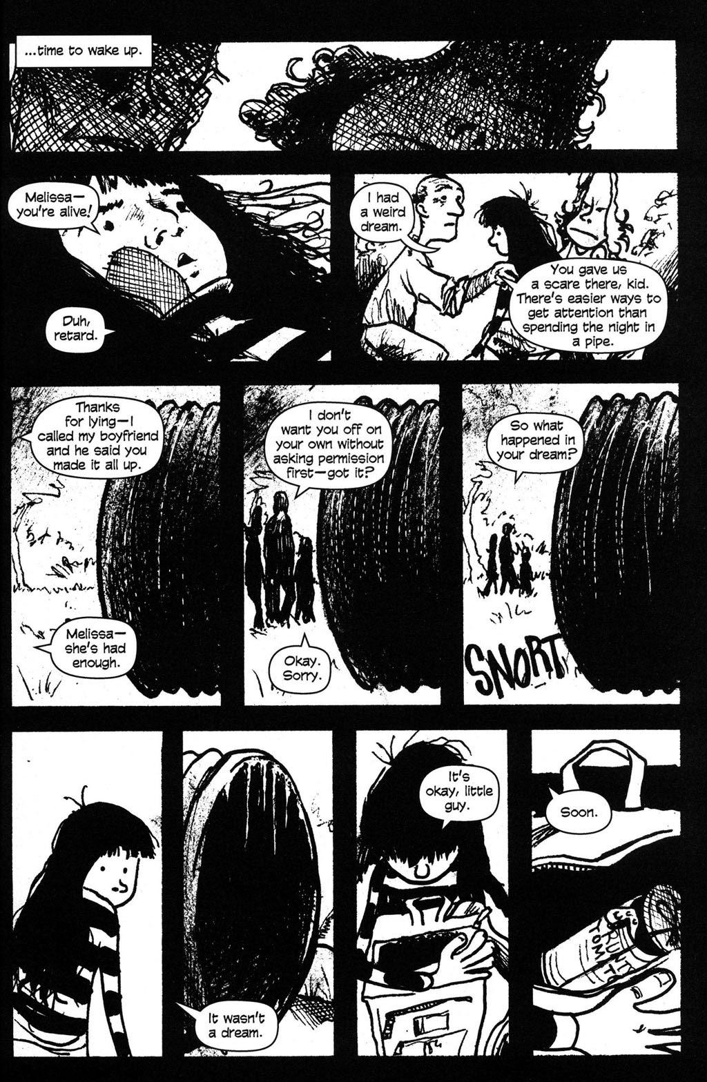 Read online Ojo comic -  Issue #5 - 7