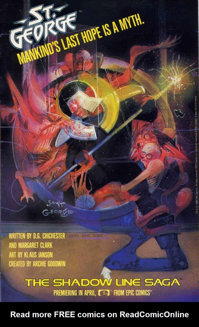 Read online Doctor Zero comic -  Issue #2 - 35