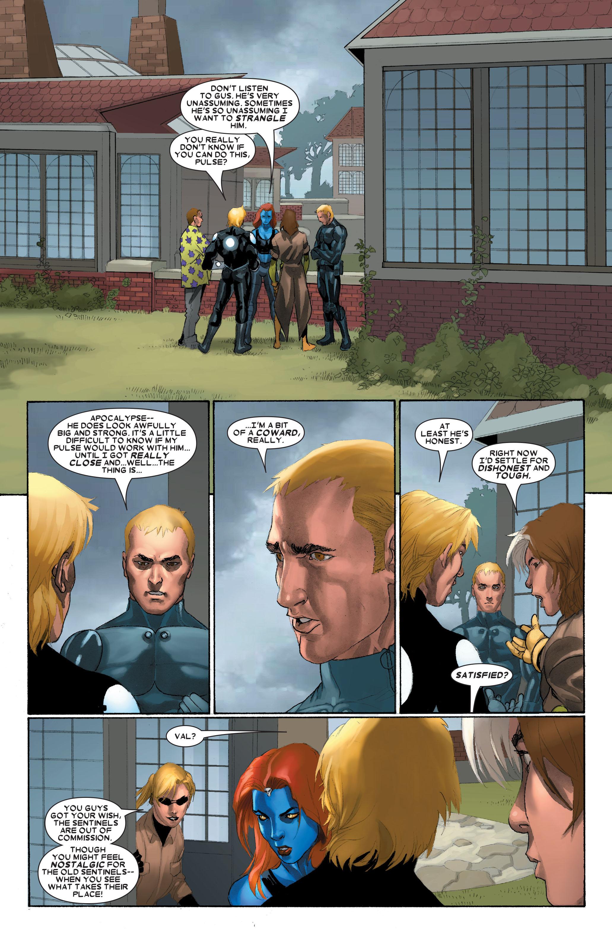 X-Men (1991) 184 Page 11