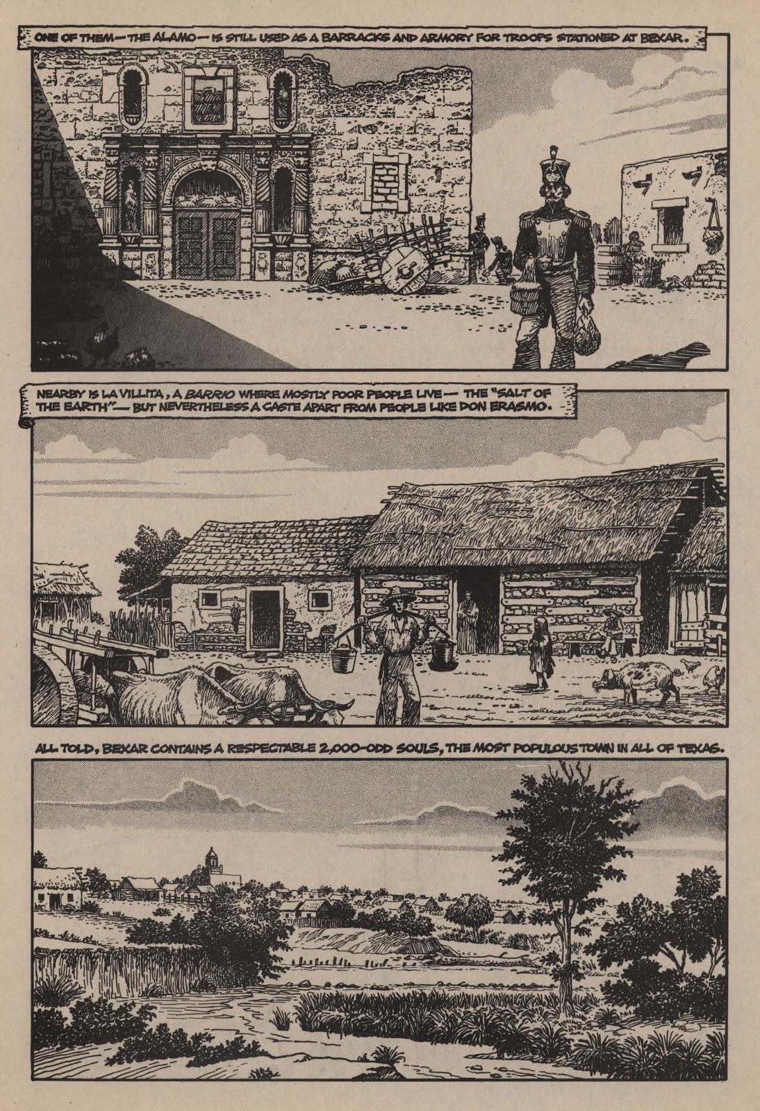 Recuerden el Alamo issue Full - Page 9