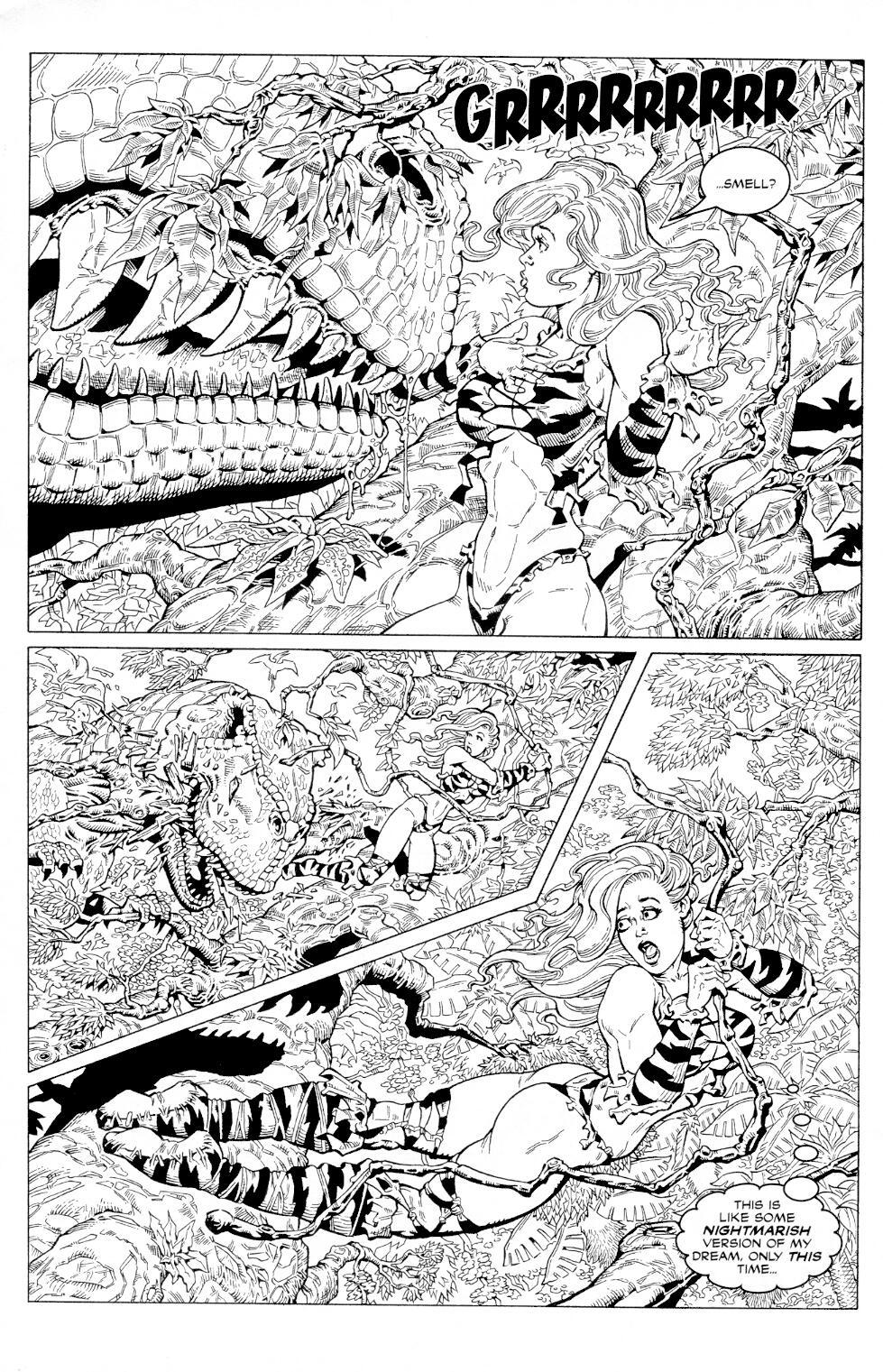 Read online Jungle Fantasy (2002) comic -  Issue #3 - 10
