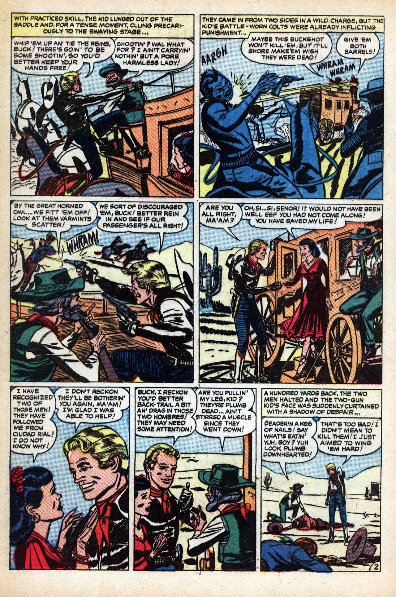 Read online Two-Gun Kid comic -  Issue #15 - 4