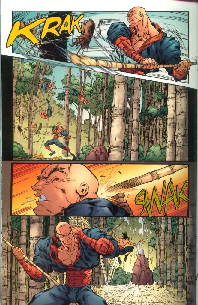 Read online Ninja Boy comic -  Issue #1 - 17
