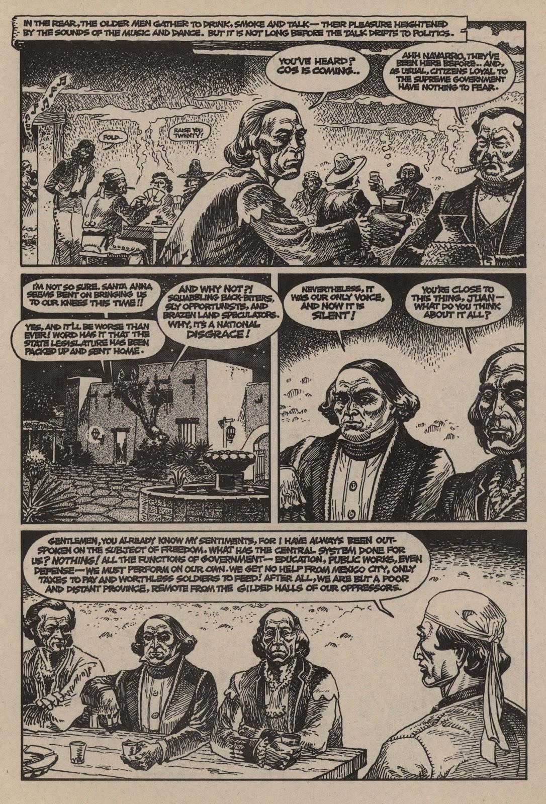 Recuerden el Alamo issue Full - Page 25