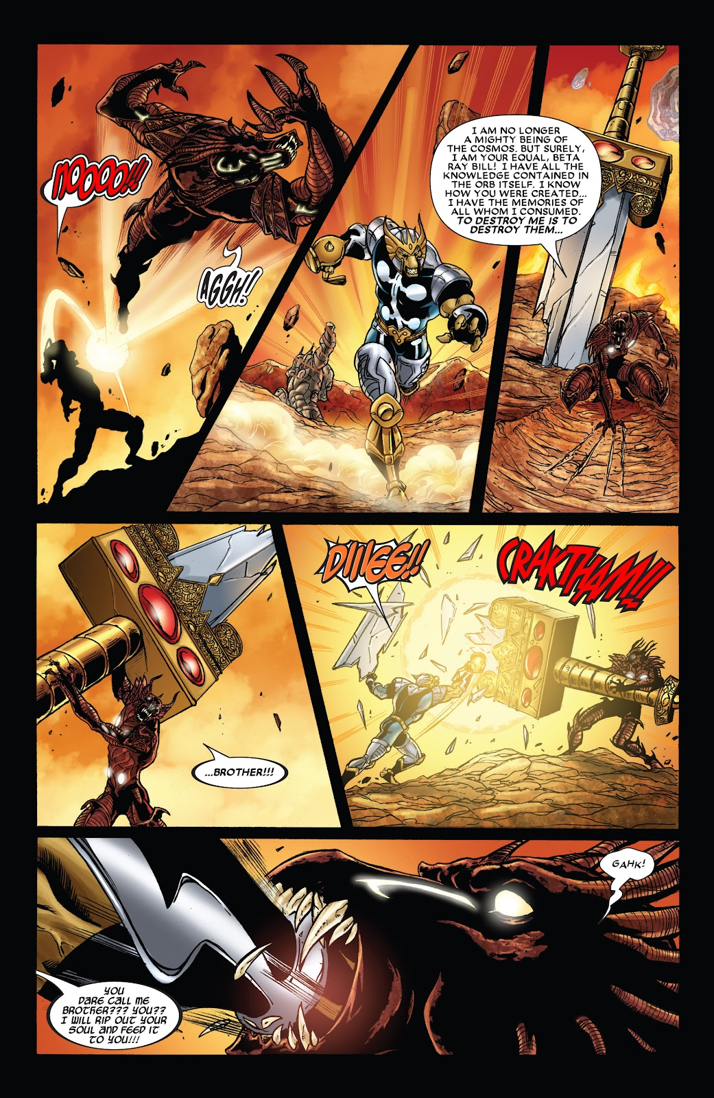 Read online Thor: Ragnaroks comic -  Issue # TPB (Part 4) - 63