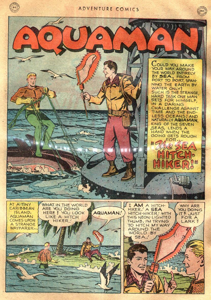 Read online Adventure Comics (1938) comic -  Issue #145 - 35