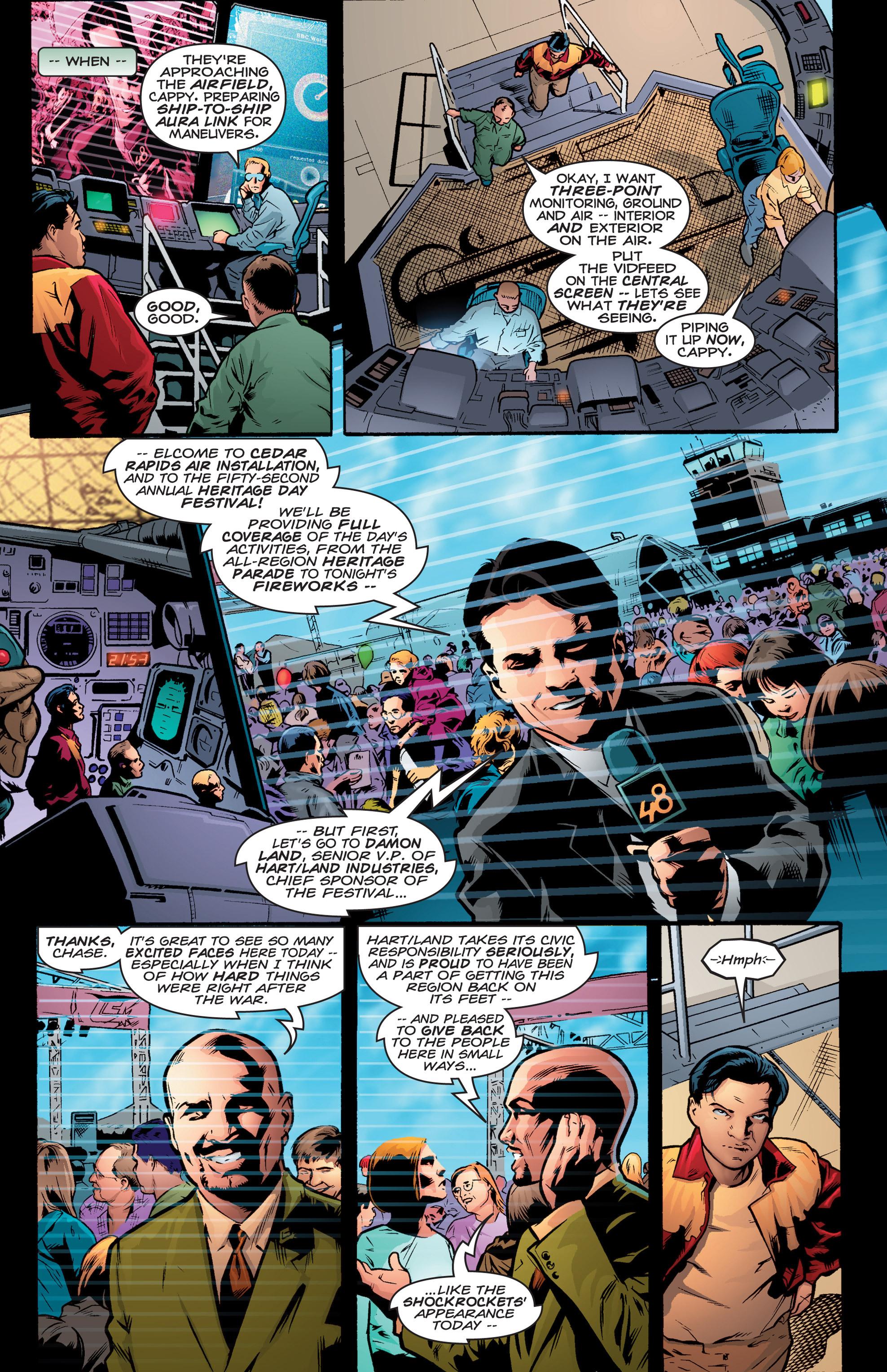Read online Shockrockets comic -  Issue # TPB - 91