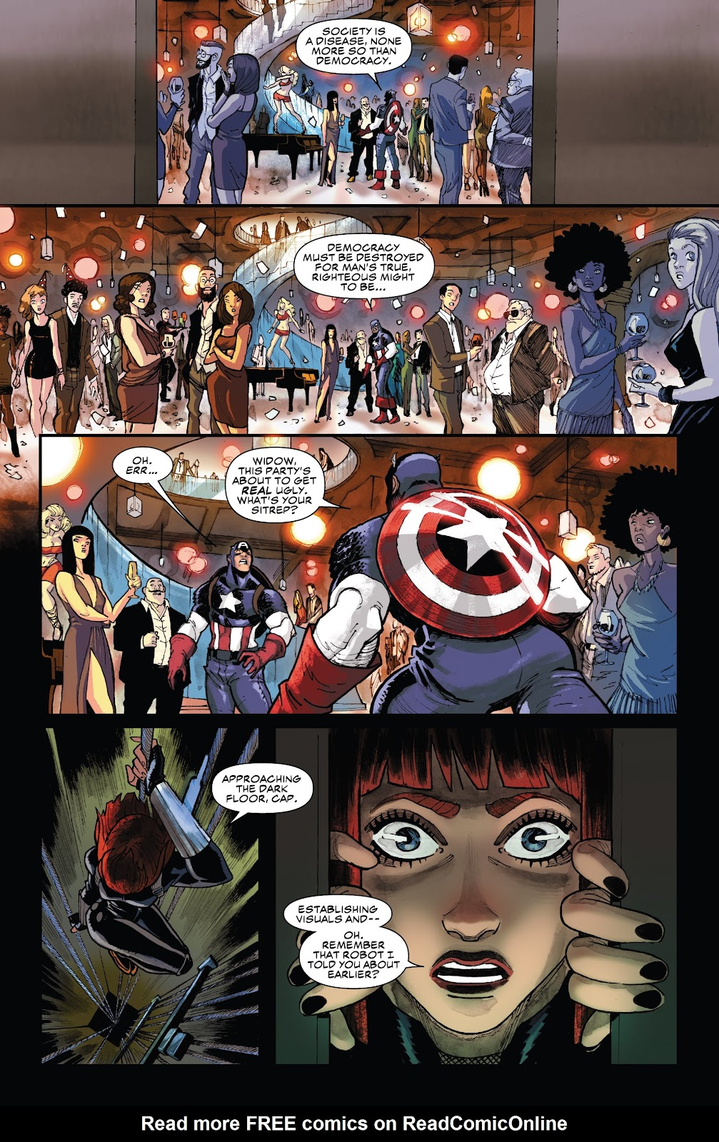 Read online Black Widow (2019) comic -  Issue #1 - 6