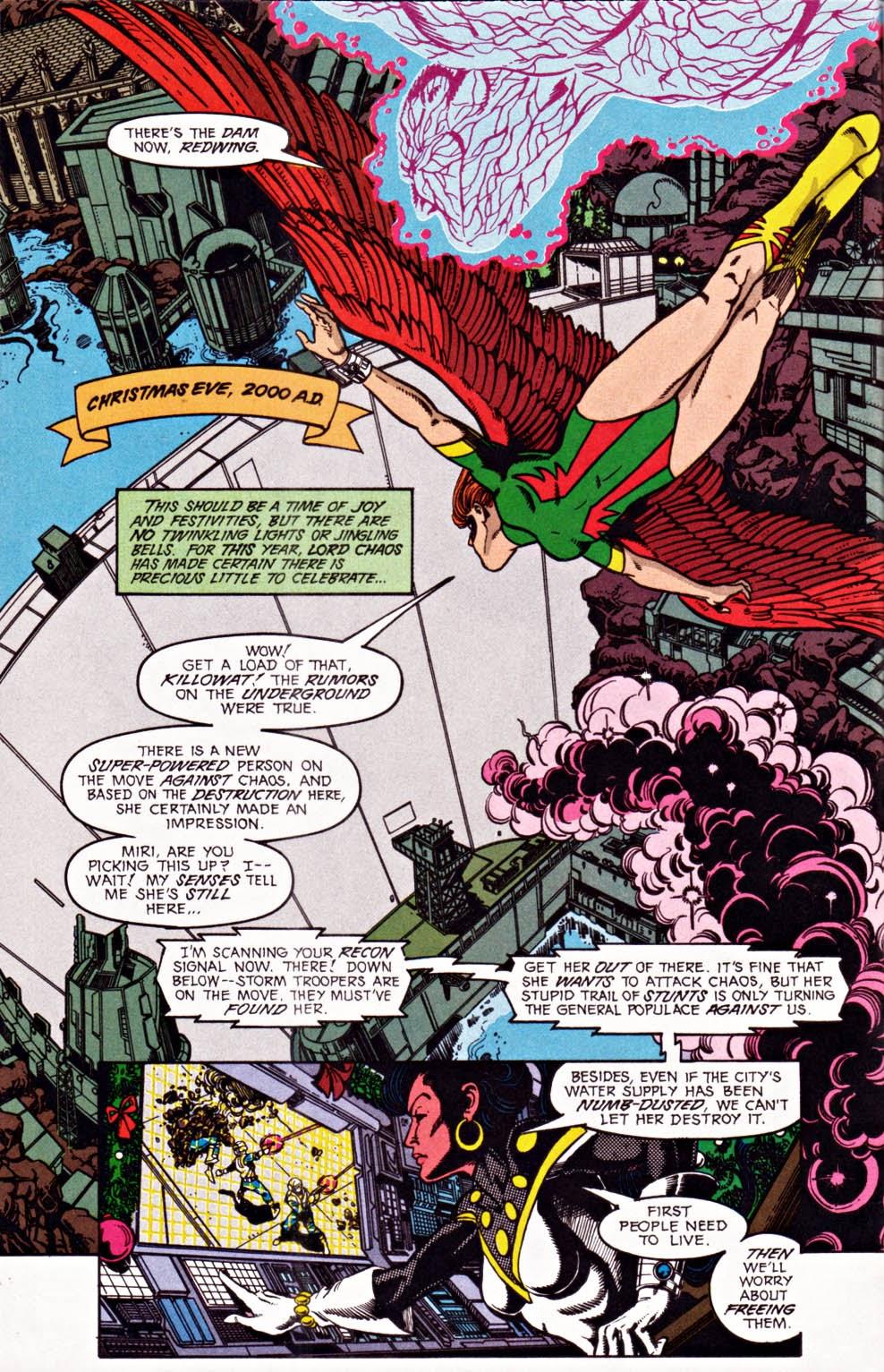 Read online Team Titans comic -  Issue #1e - 3