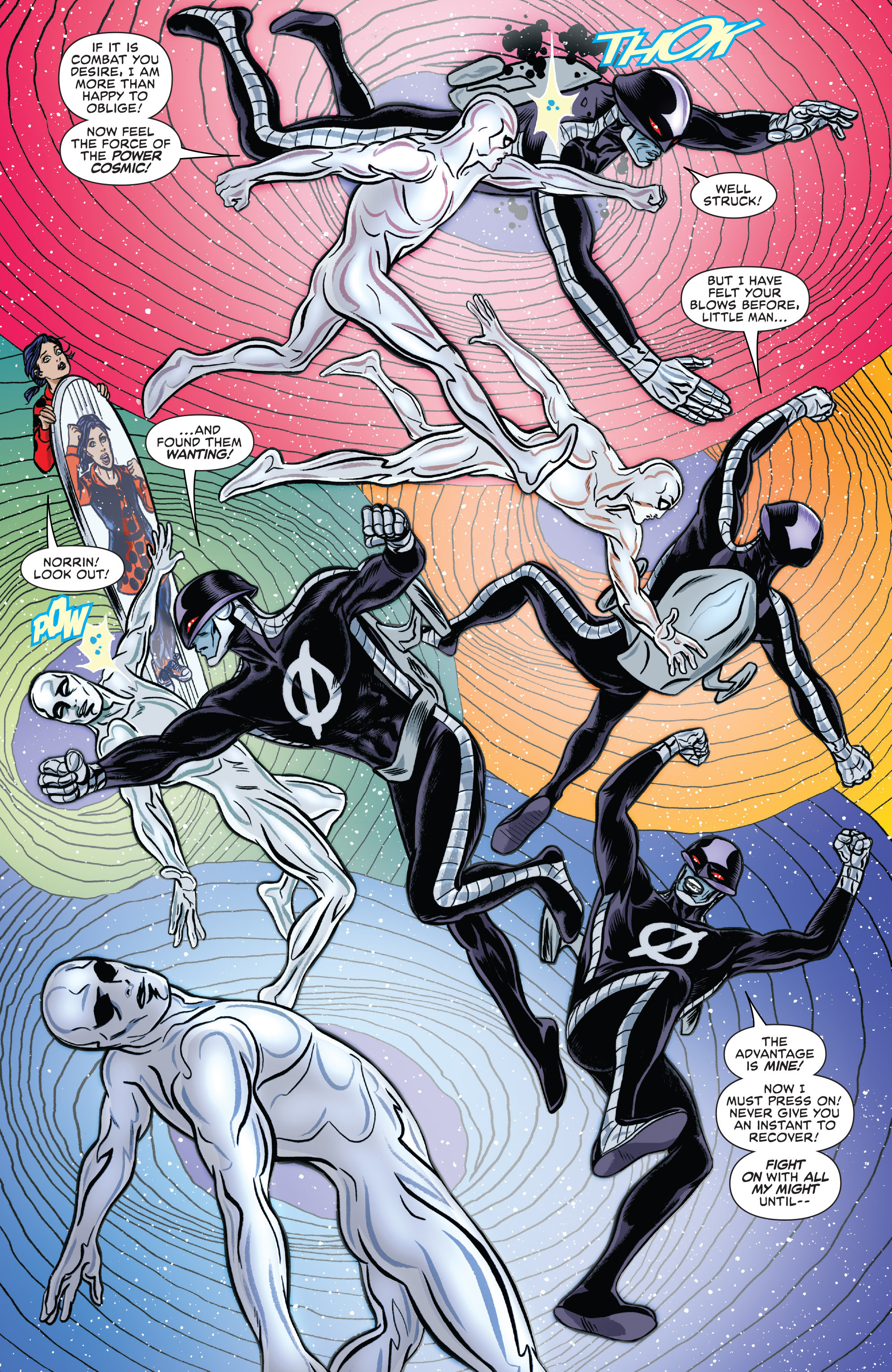 Read online Silver Surfer (2016) comic -  Issue #11 - 12