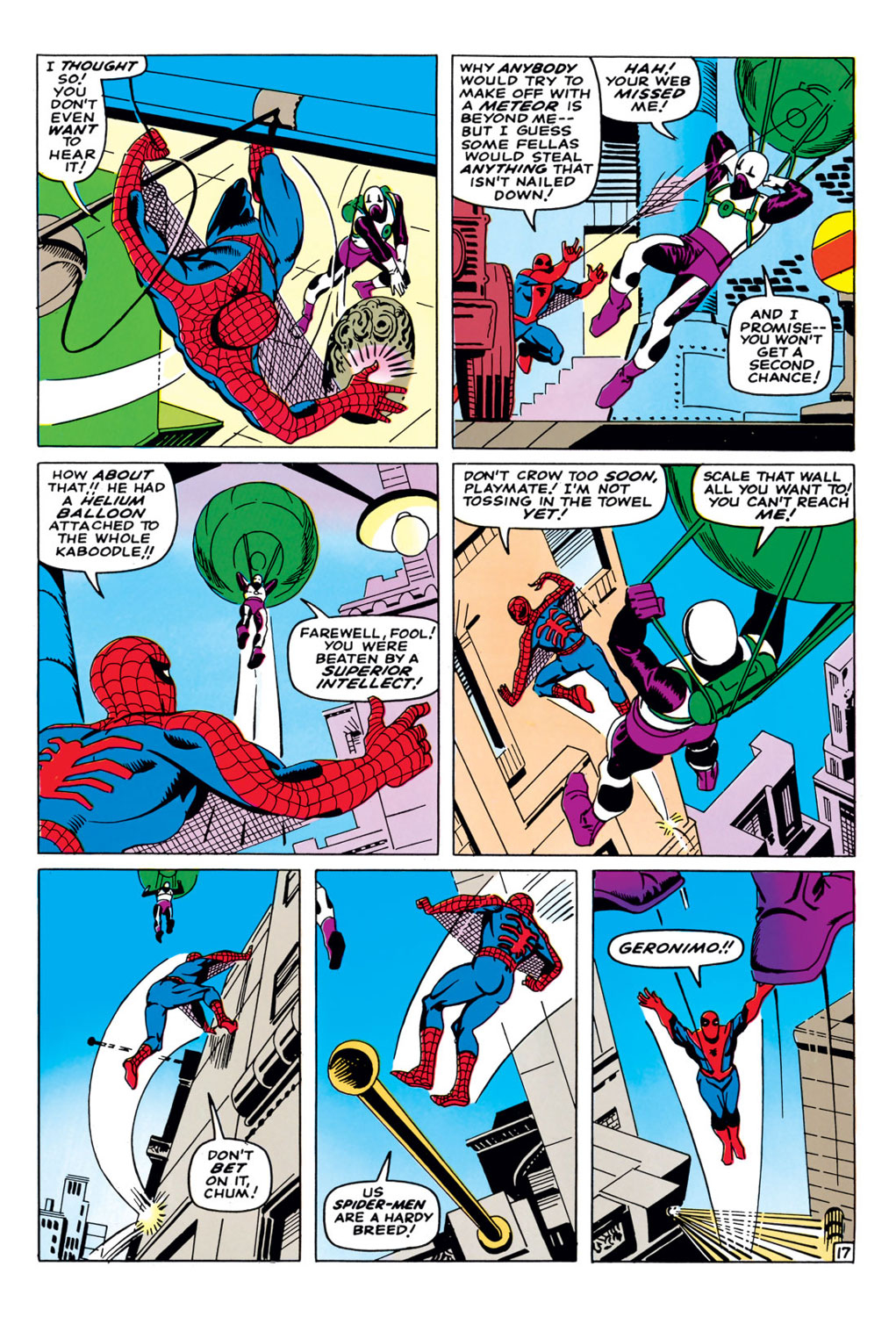 The Amazing Spider-Man (1963) 36 Page 17