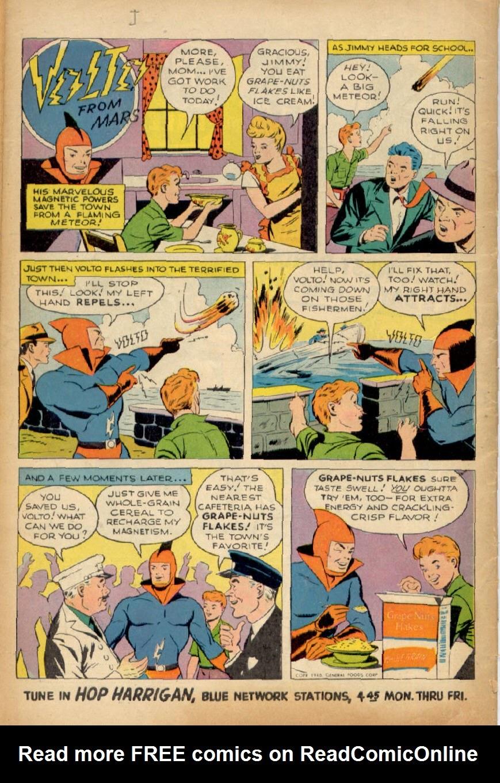 Read online Super-Magician Comics comic -  Issue #45 - 52